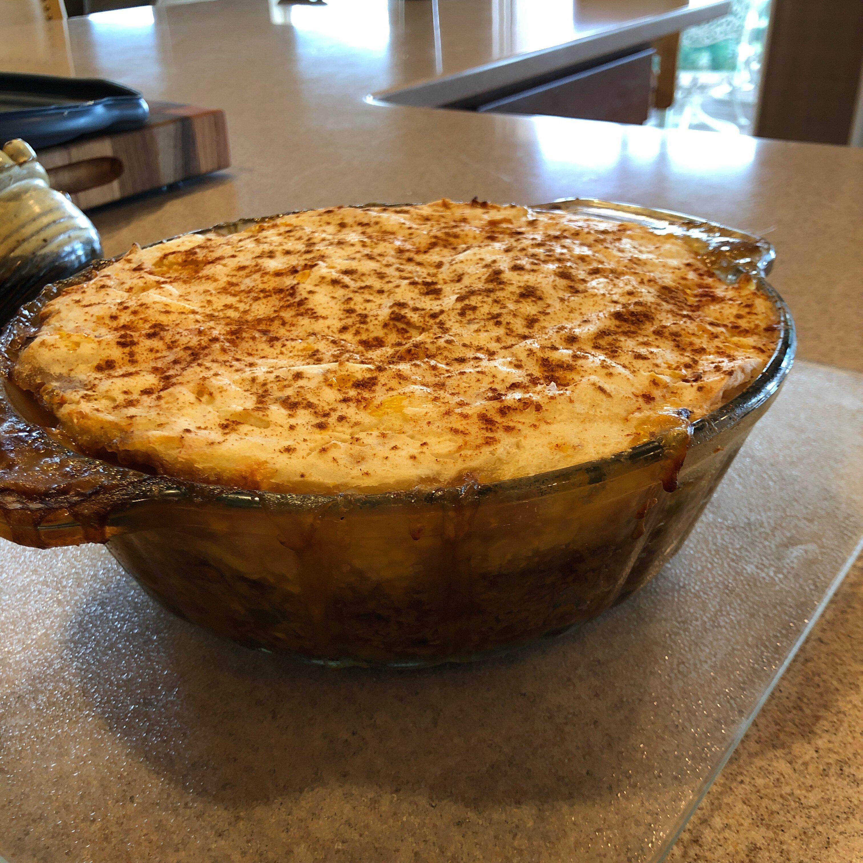 vegetarian beef shepherds pie recipe