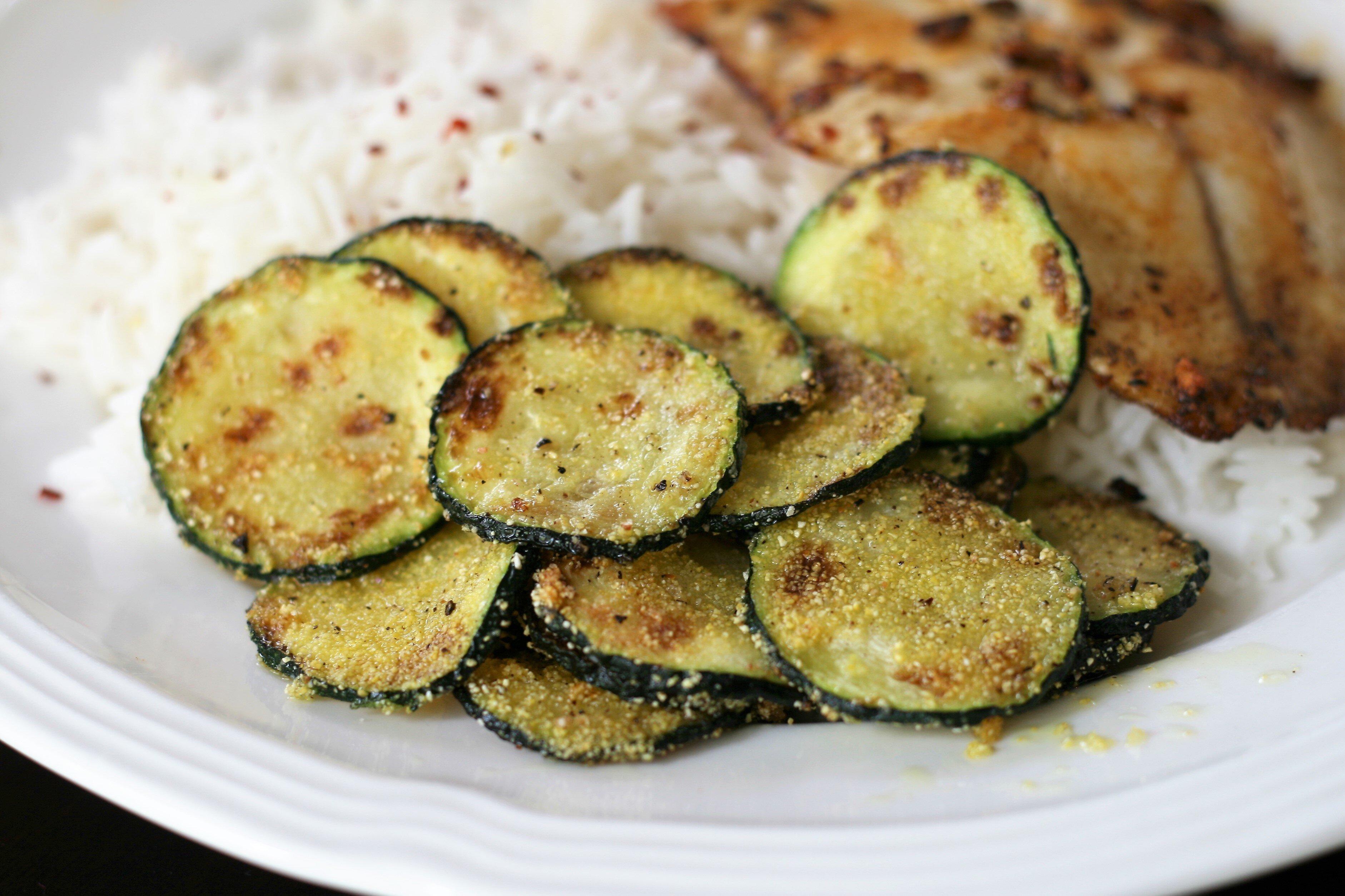 pan fried zucchini recipe