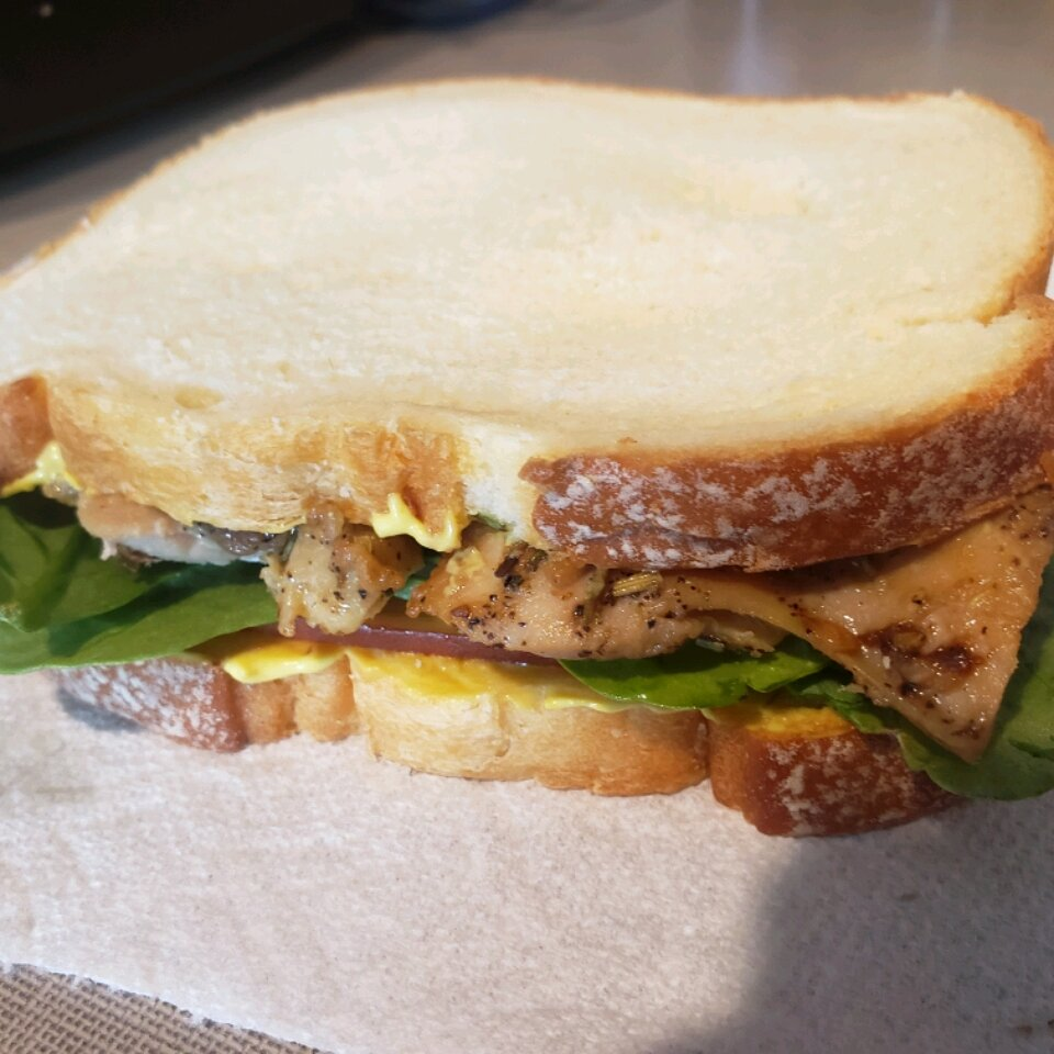 gourmet chicken sandwich recipe