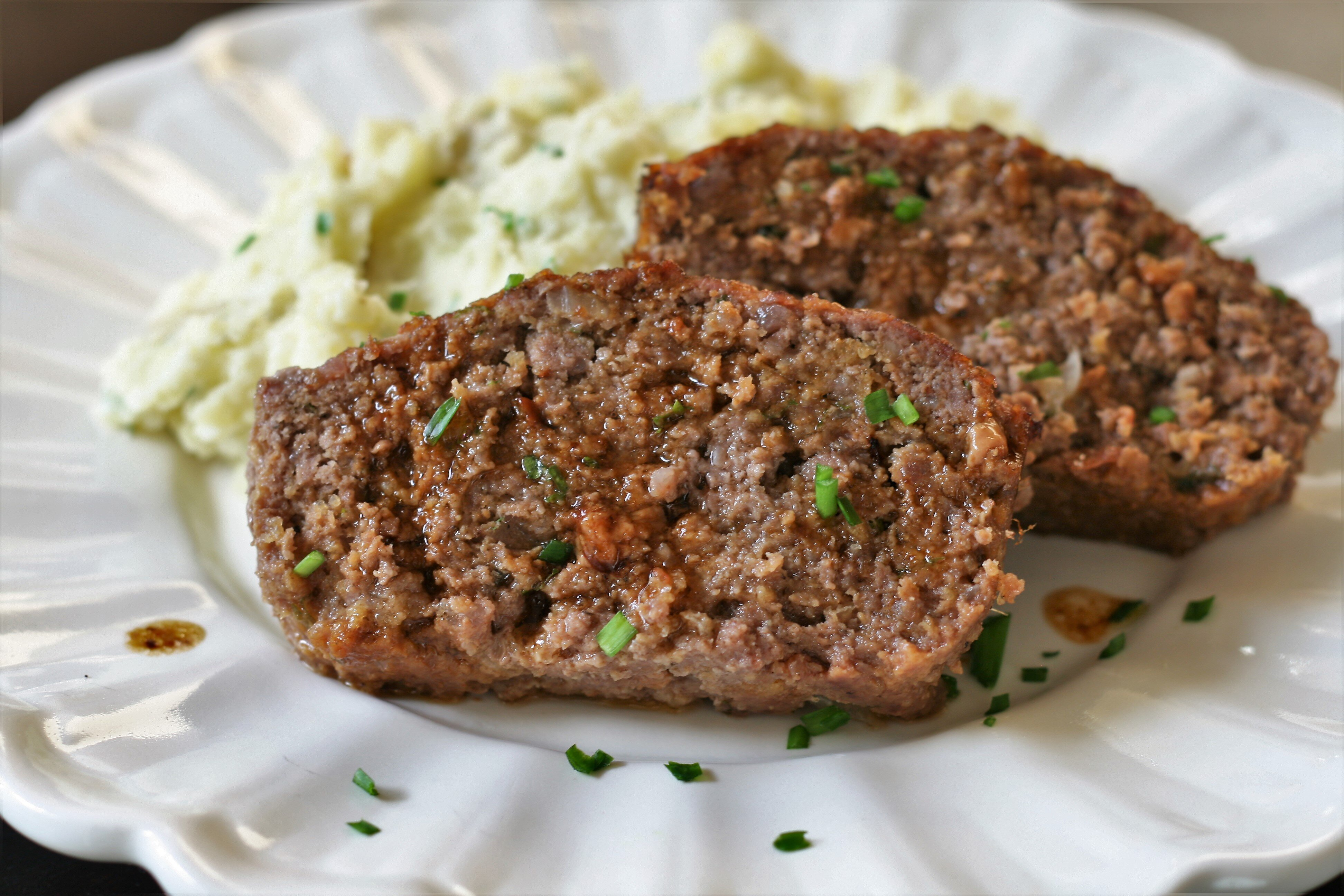 low carb meatloaf with pork rinds recipe
