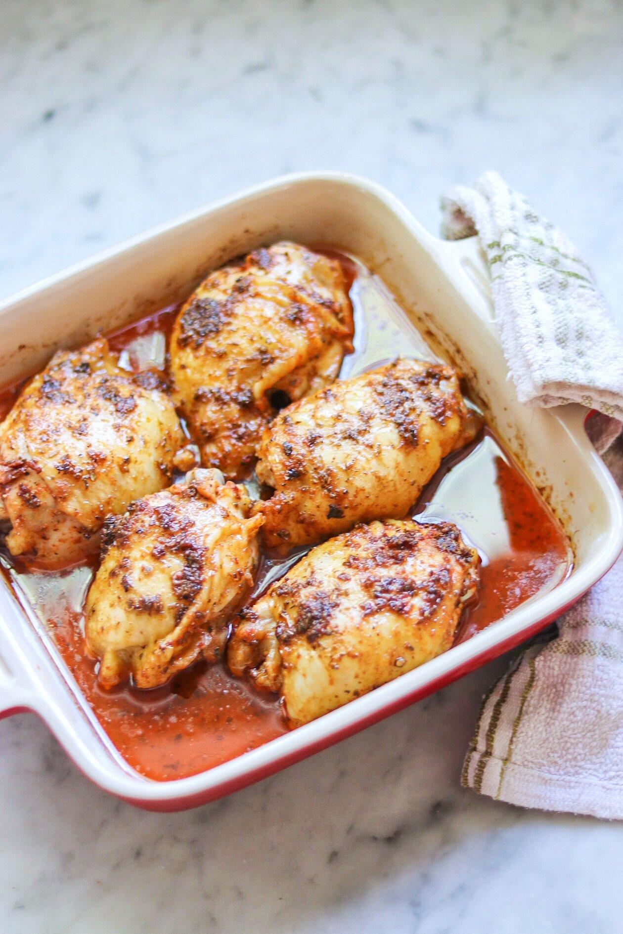 baked lemon chicken breasts