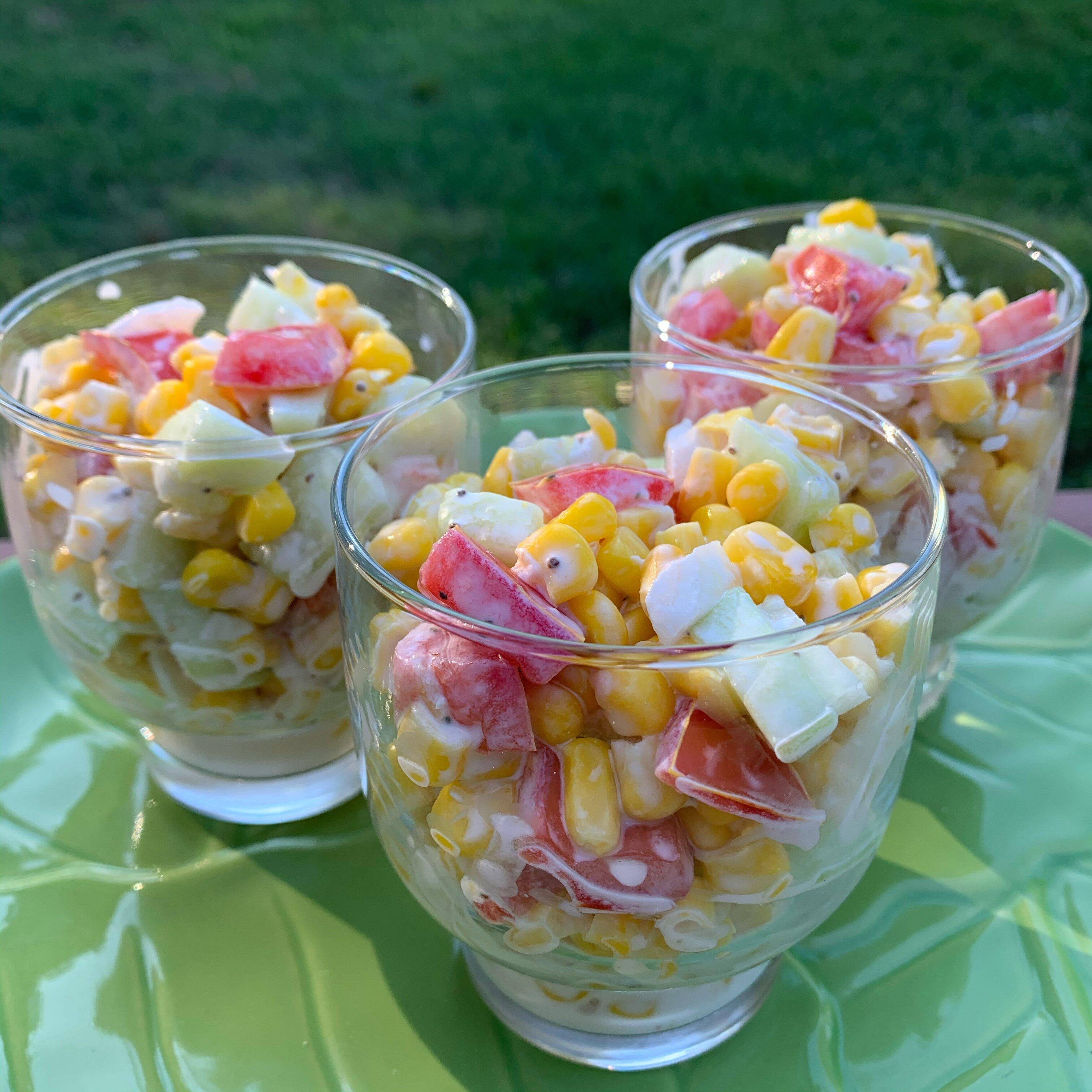 corn salad ii recipe