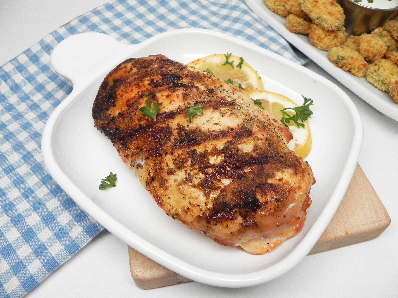 grilled lemon chicken breasts