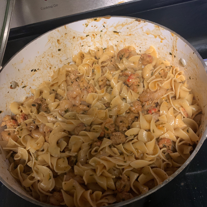 louisiana crawfish ya ya pasta recipe