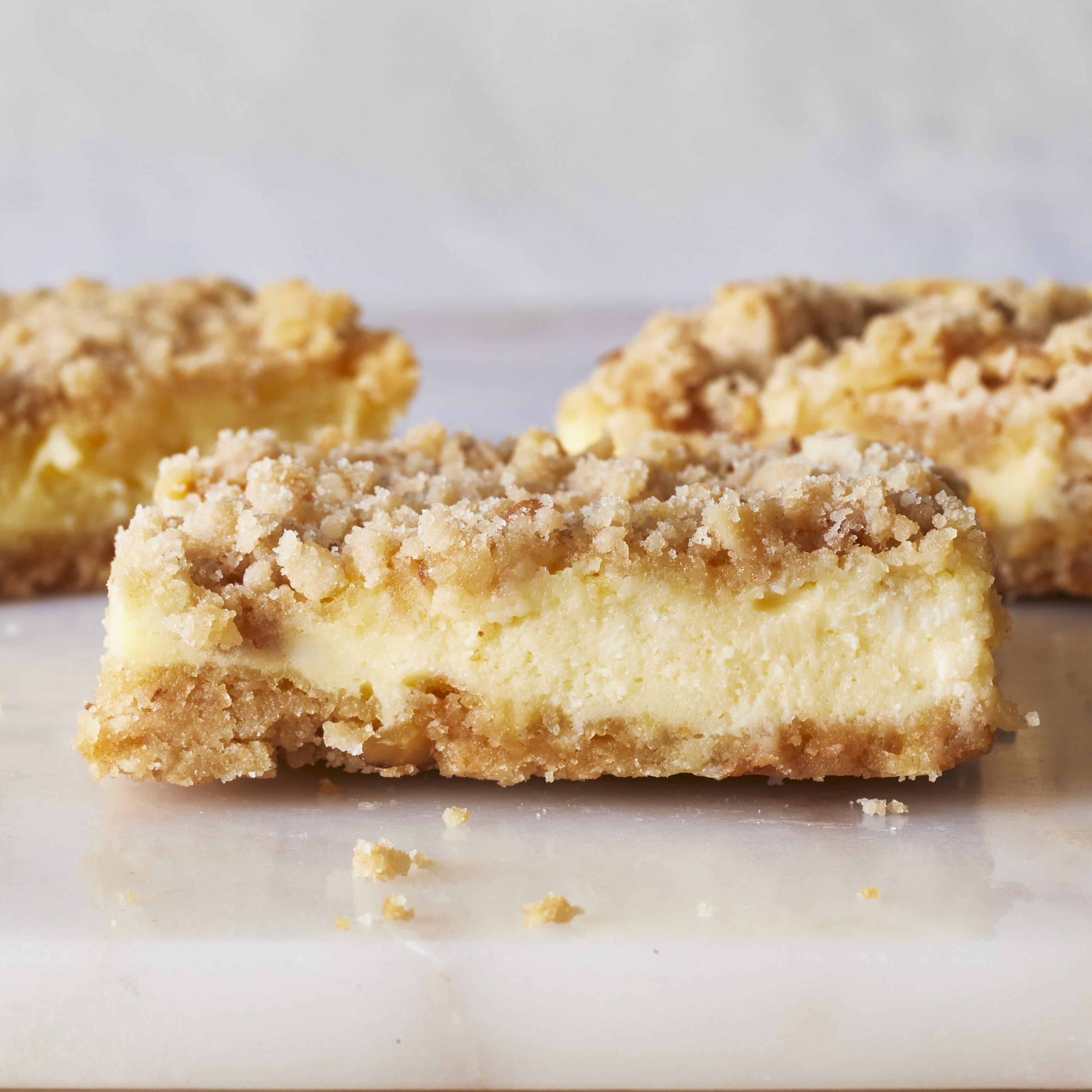 moms cheesecake cookie bars recipe