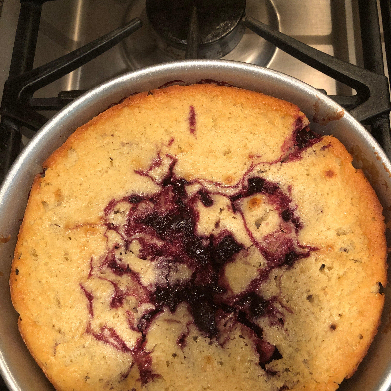 easy fresh blueberry cobbler recipe