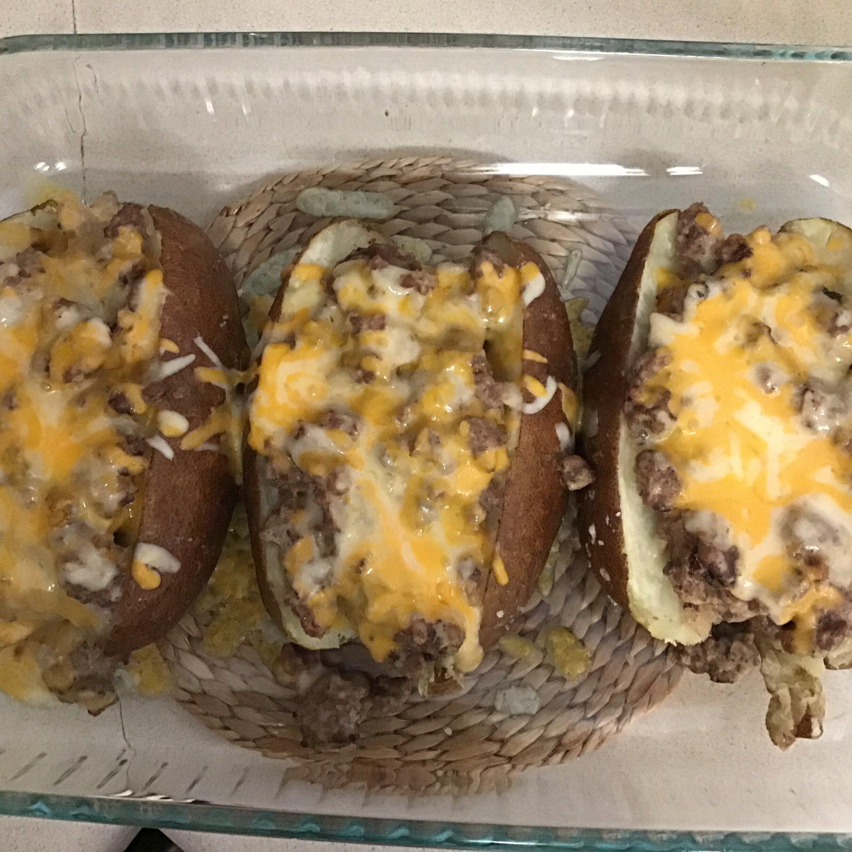 gravy potatoes recipe