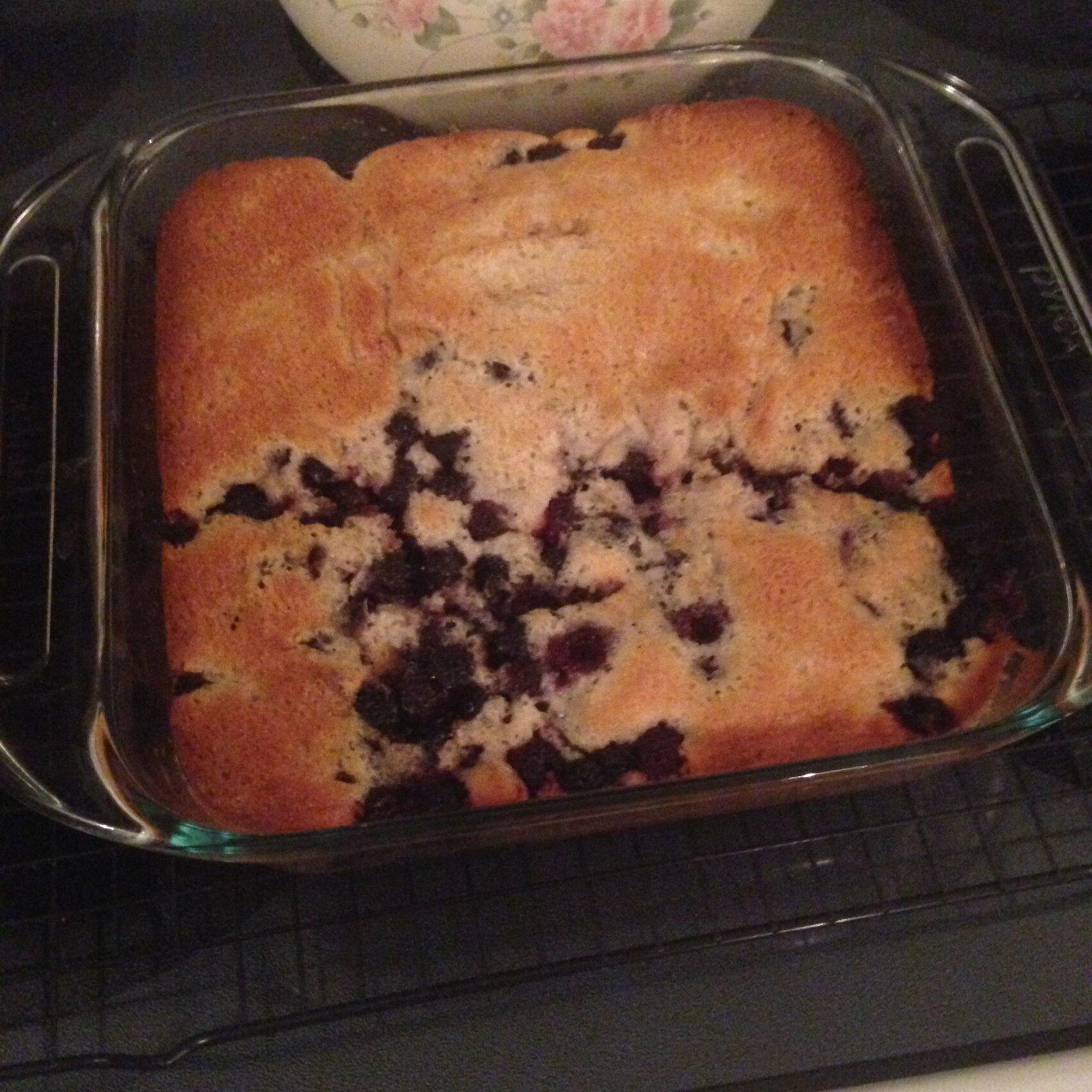 black raspberry cobbler recipe