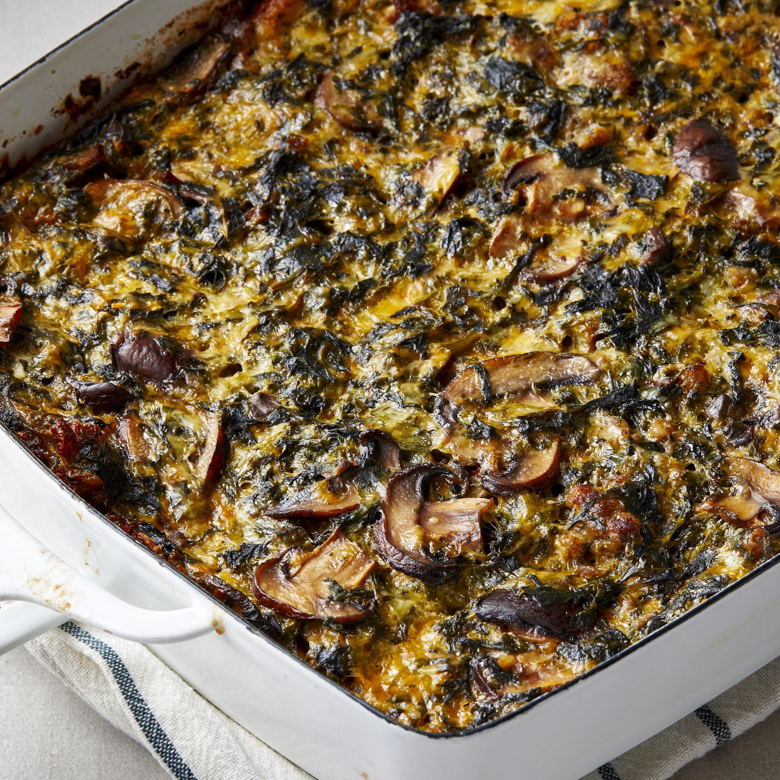 make ahead breakfast casserole recipe