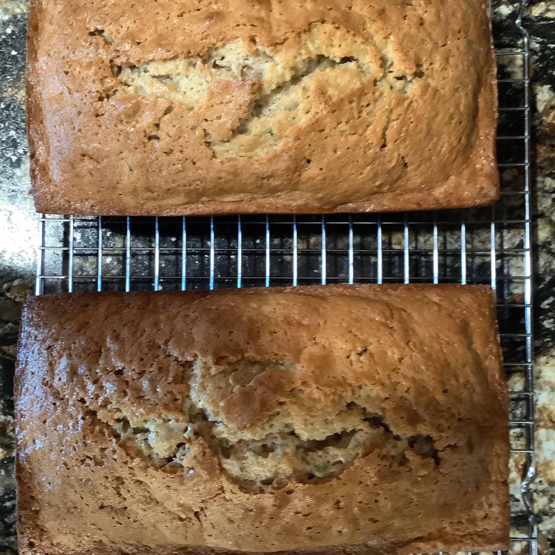 zucchini bread vii recipe