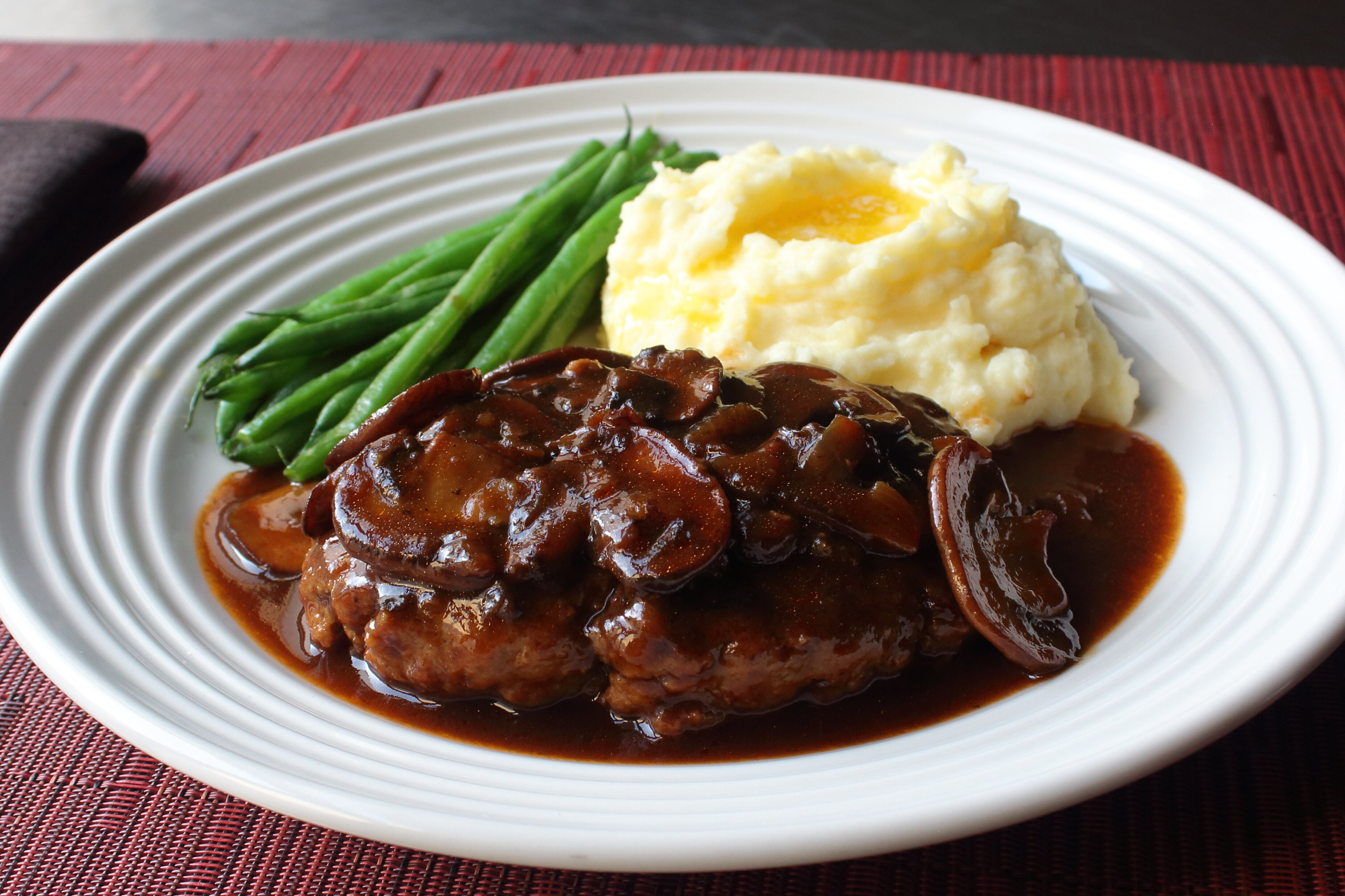 Chef John S Salisbury Steak Allrecipes