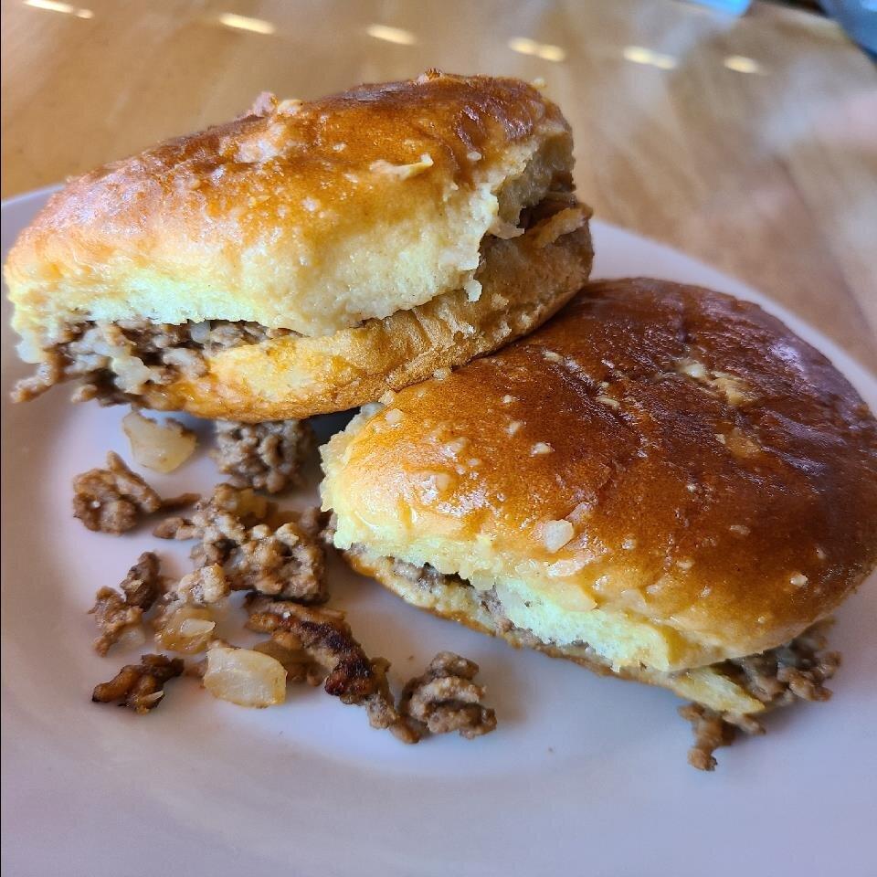 cheeseburger sliders recipe