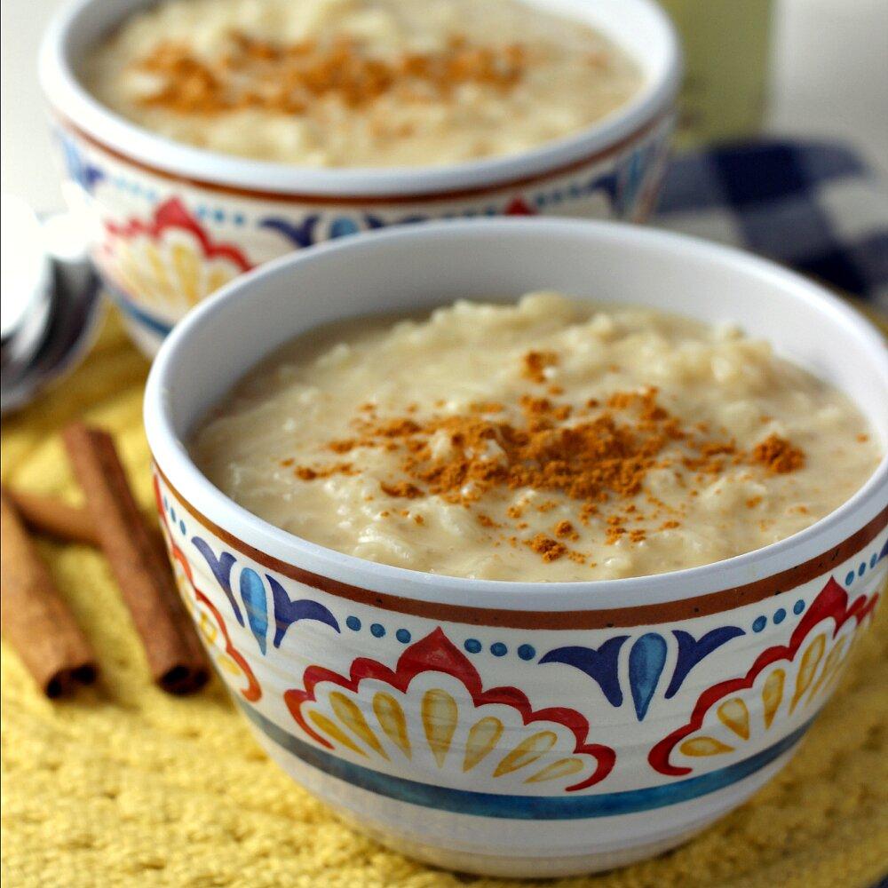 arroz con leche mexican rice pudding recipe