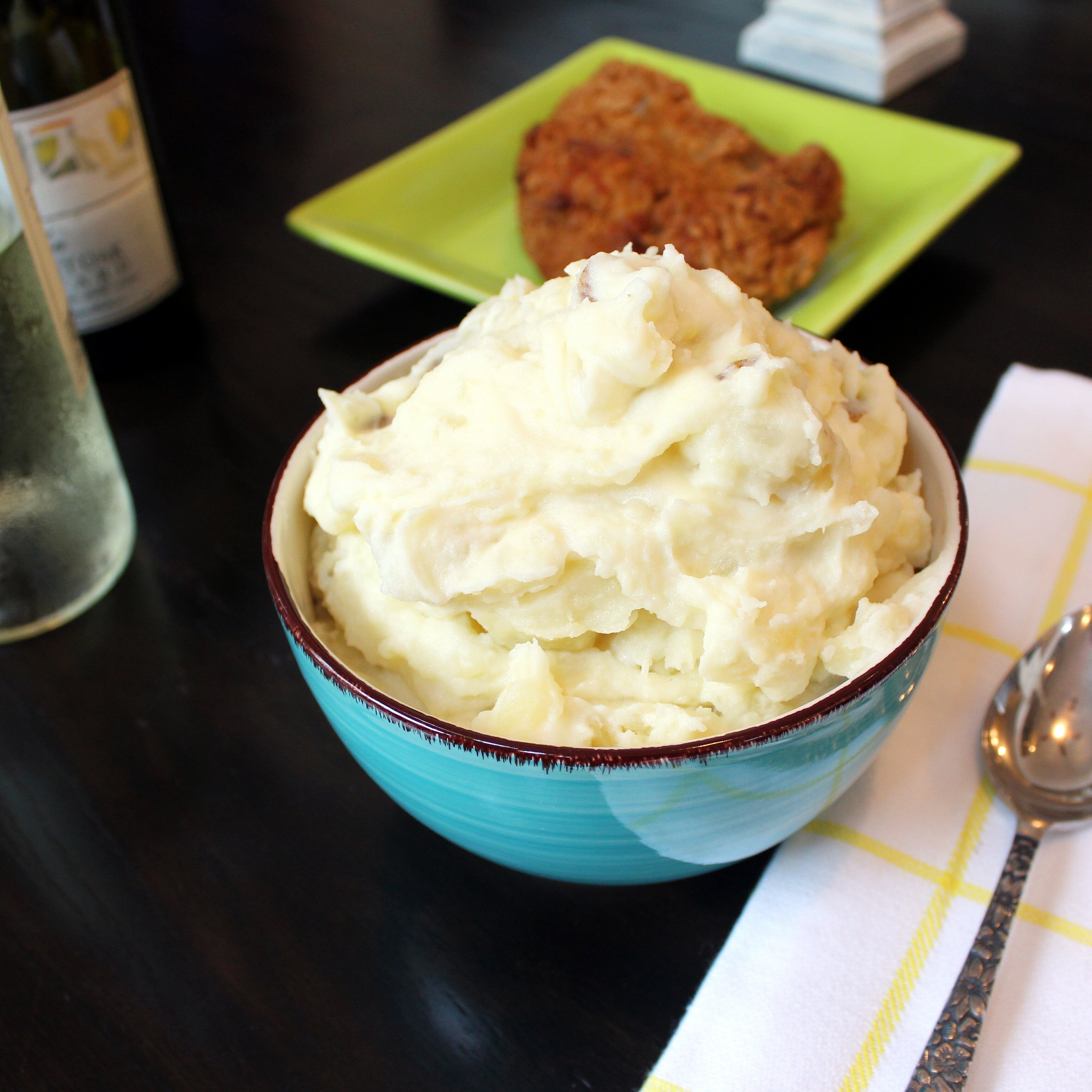 simple instant pot mashed potatoes