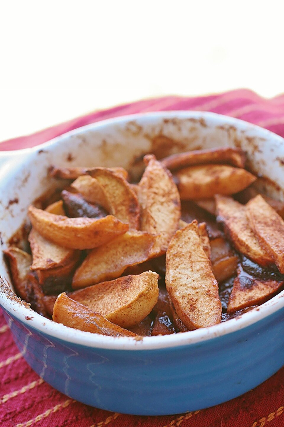 delicious cinnamon baked apples recipe