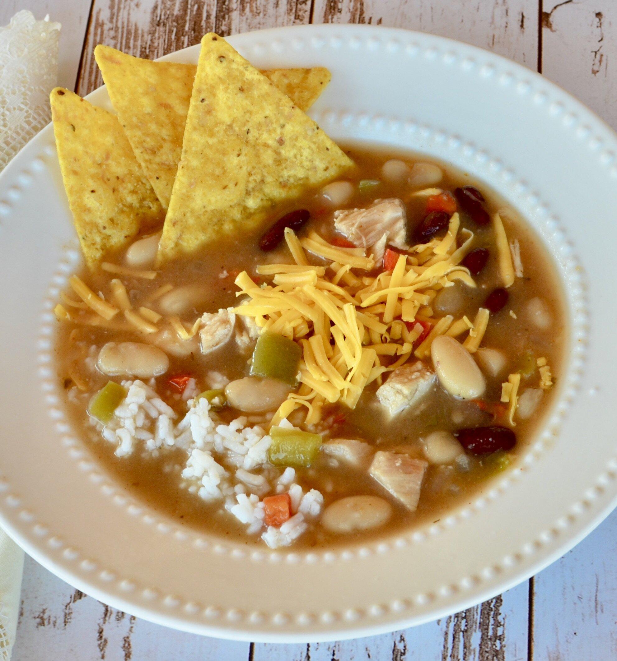 chicken chili ii recipe