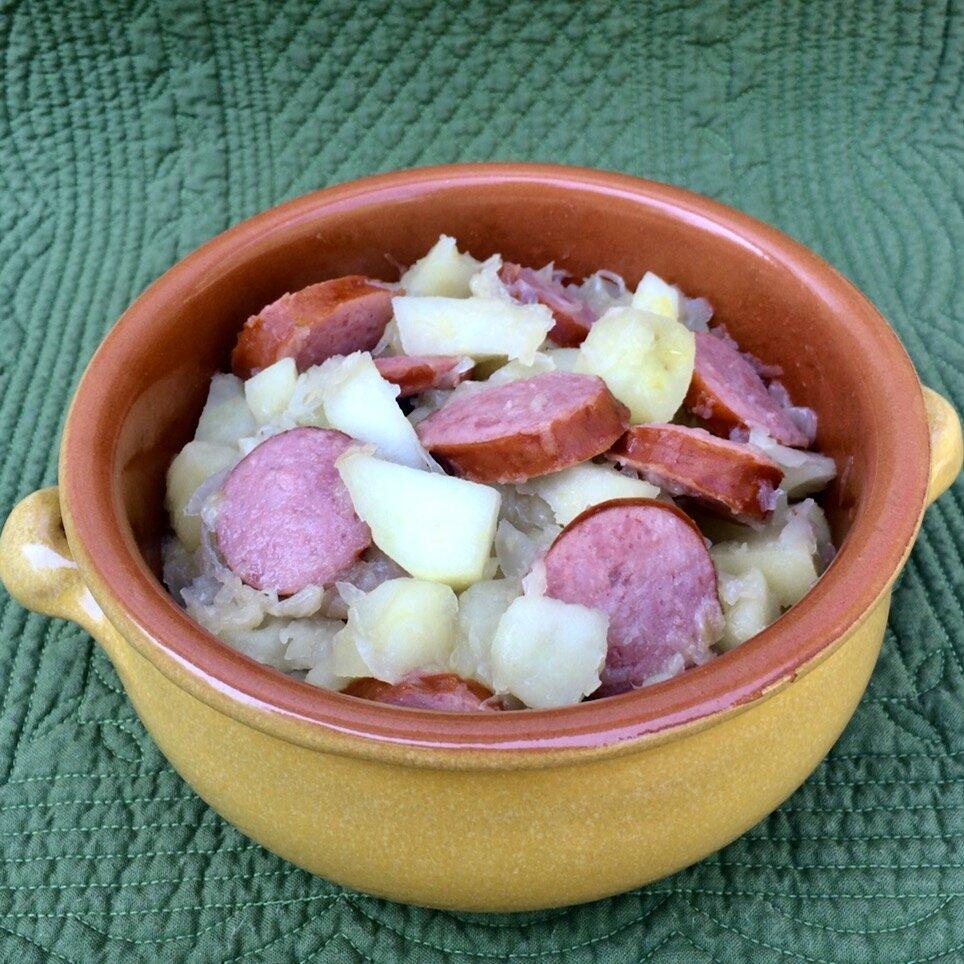 german style kielbasa recipe