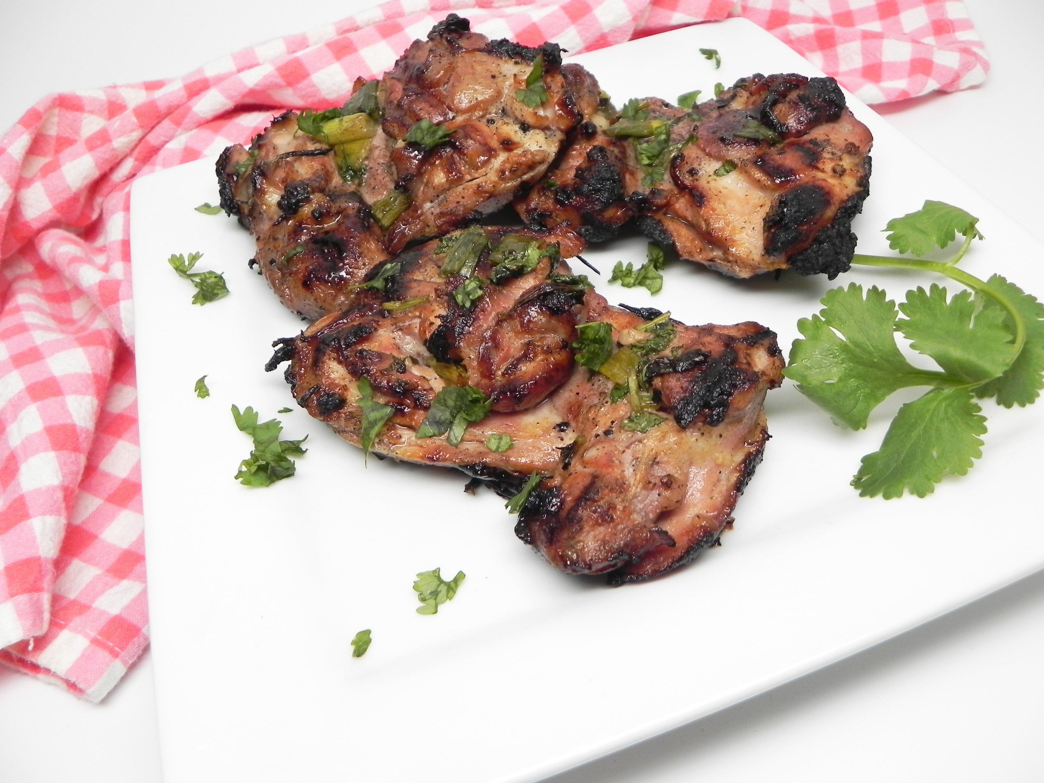 thai chicken thighs recipe