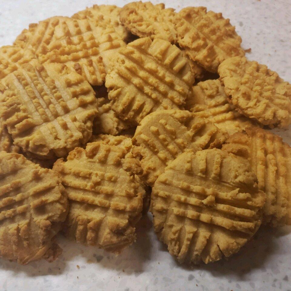 elaines peanut butter cookies recipe