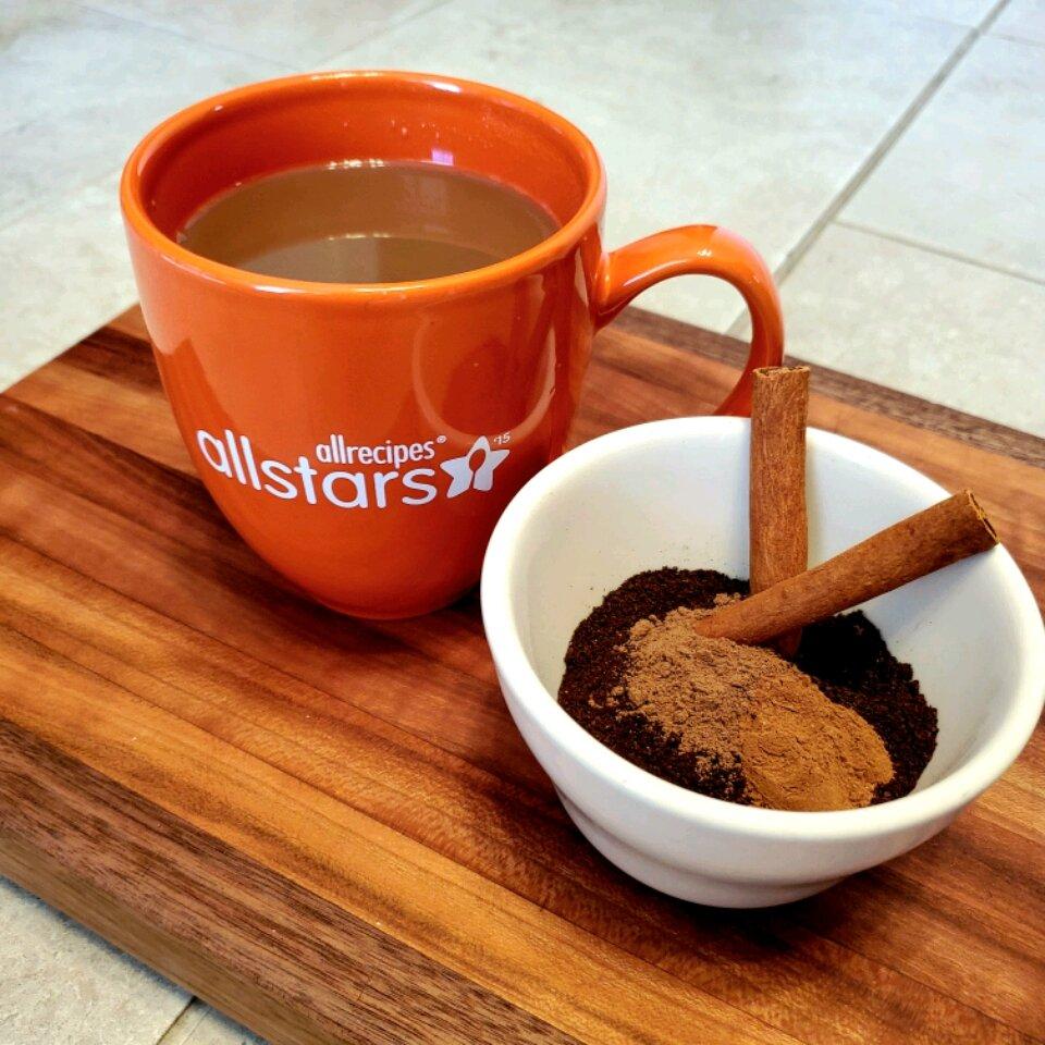pumpkin spice coffee recipe