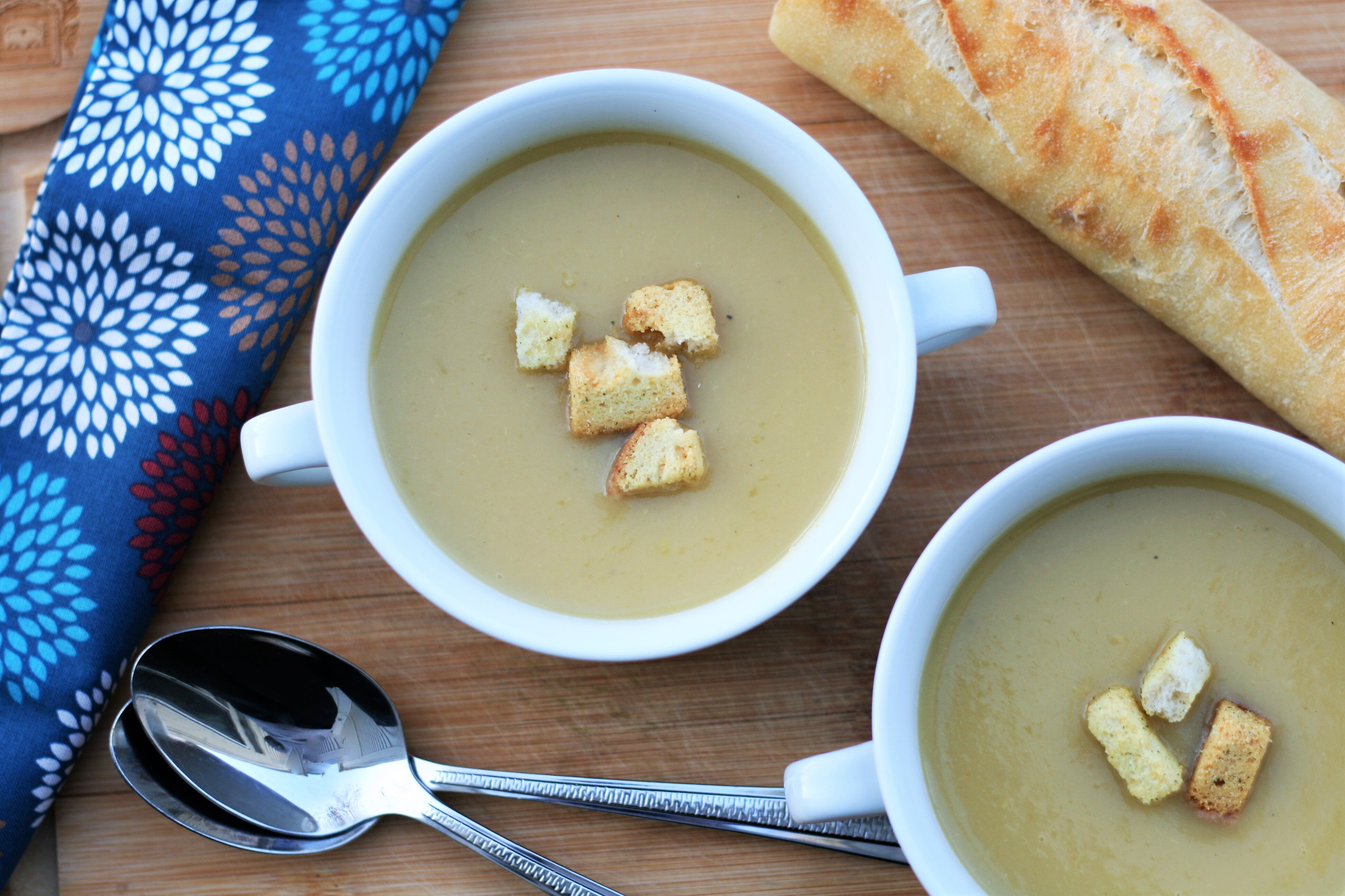 instant pot celery soup recipe