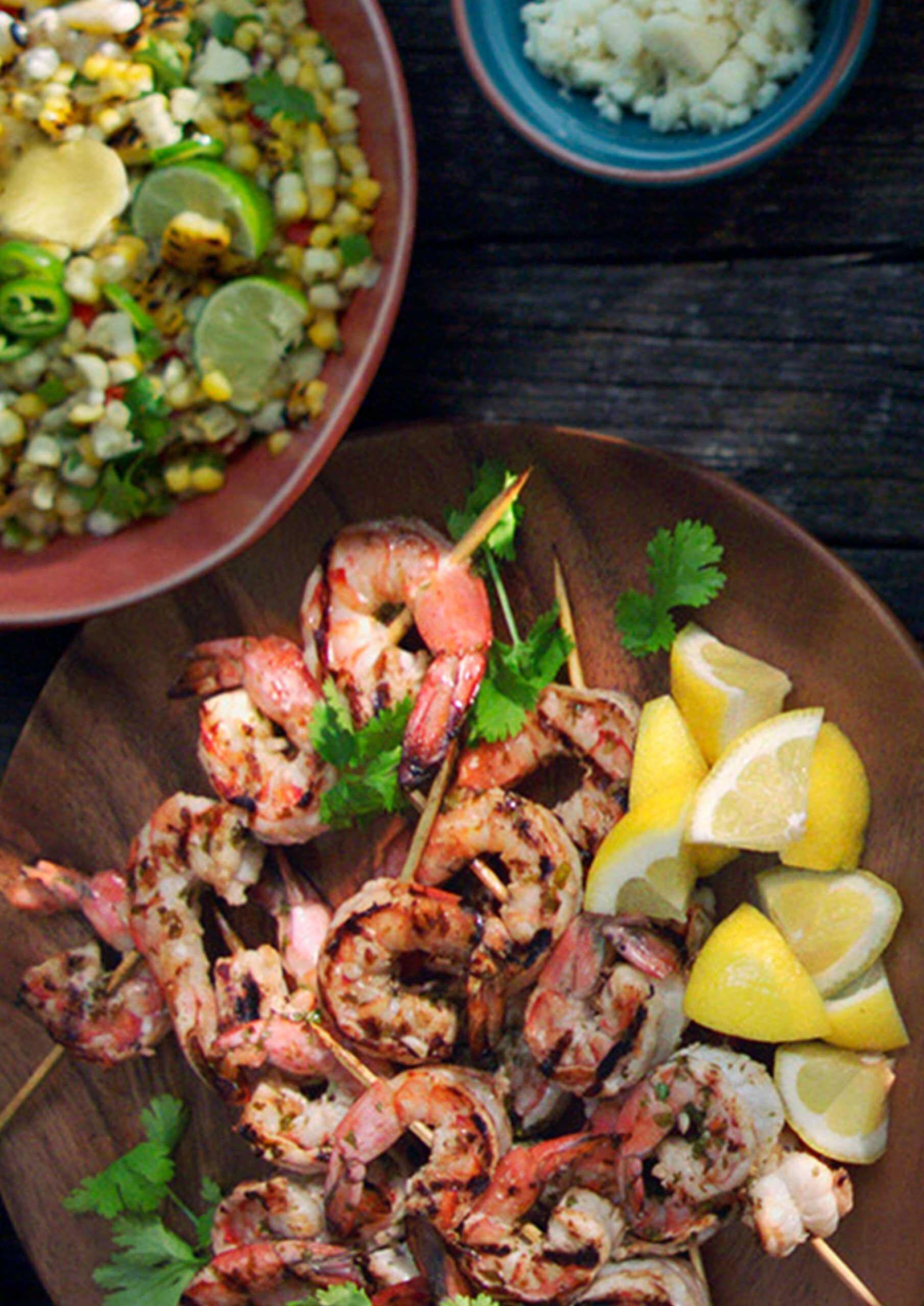 20 minute chipotle shrimp