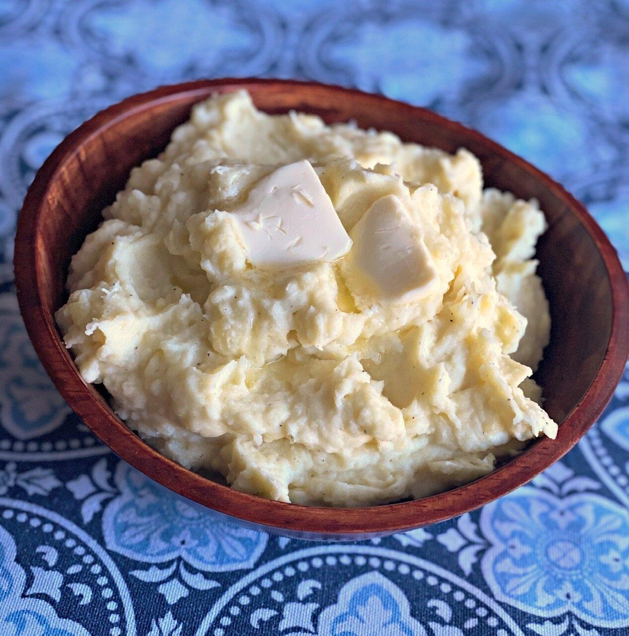 creamy make ahead mashed potatoes recipe