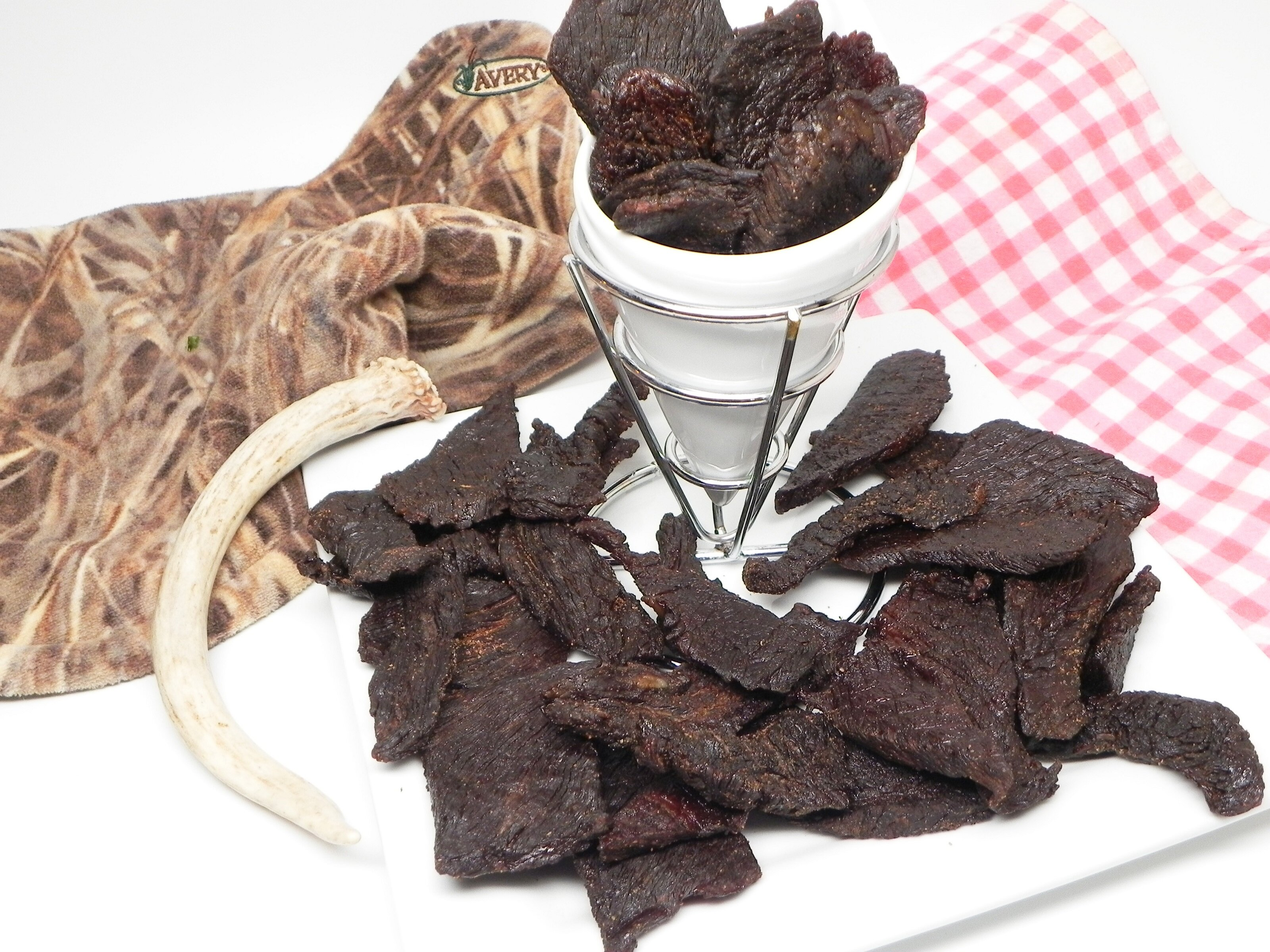 sweet and spicy venison jerky recipe