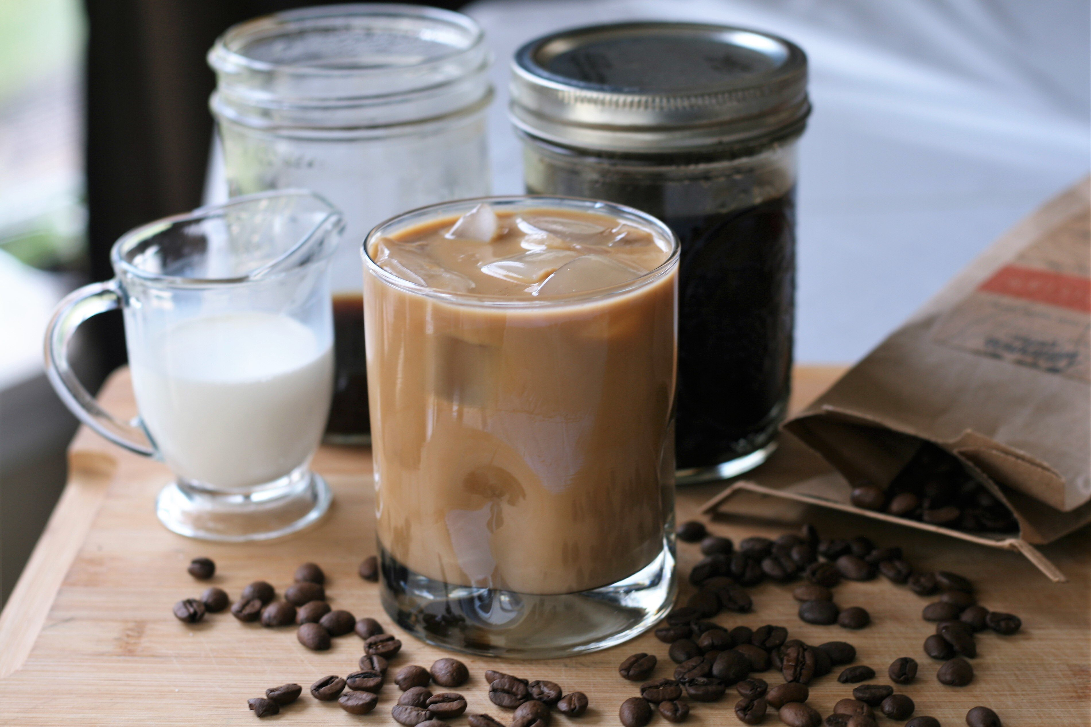 sous vide cold brew coffee