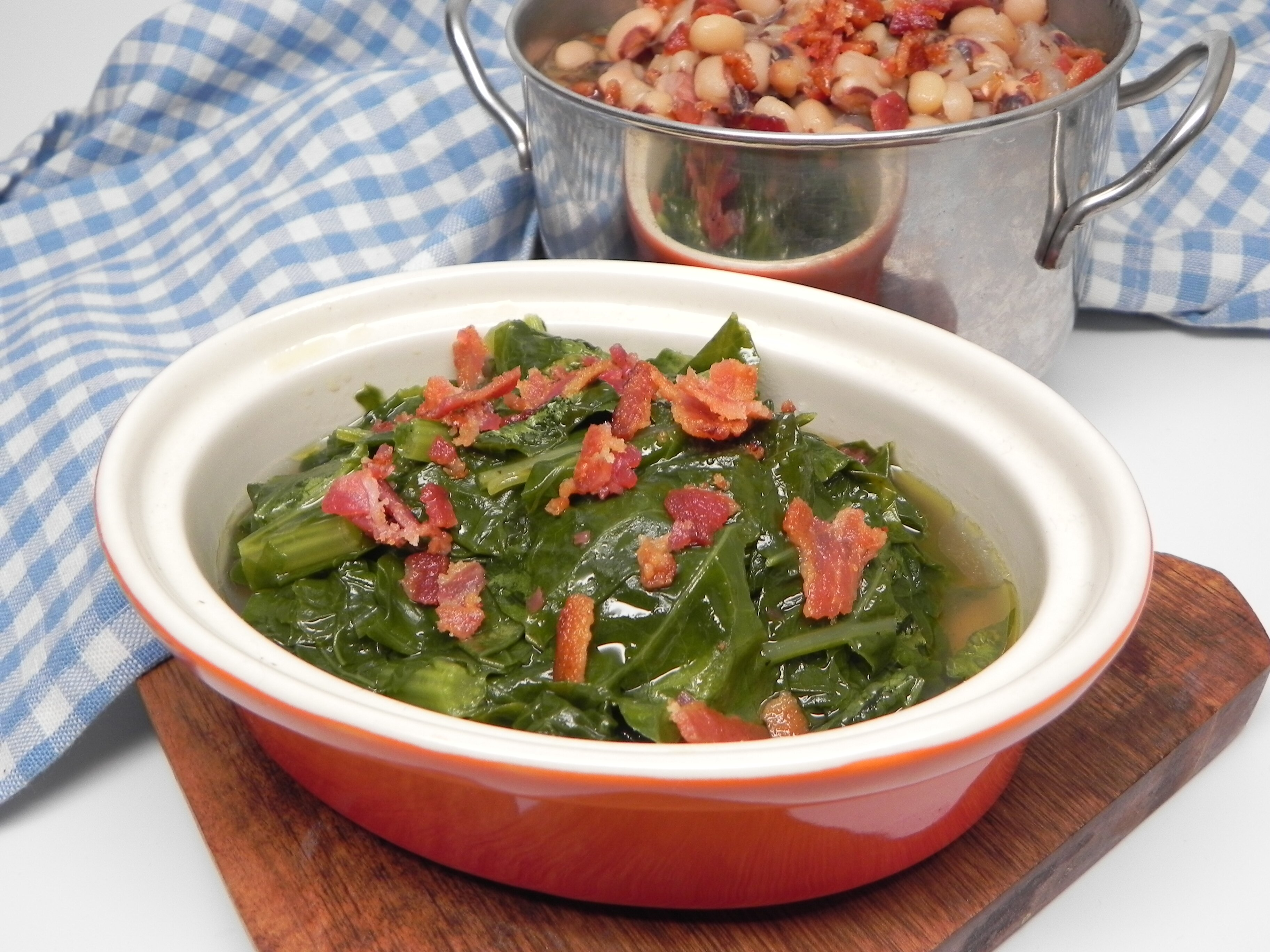 healthy and delicious southern turnip greens recipe