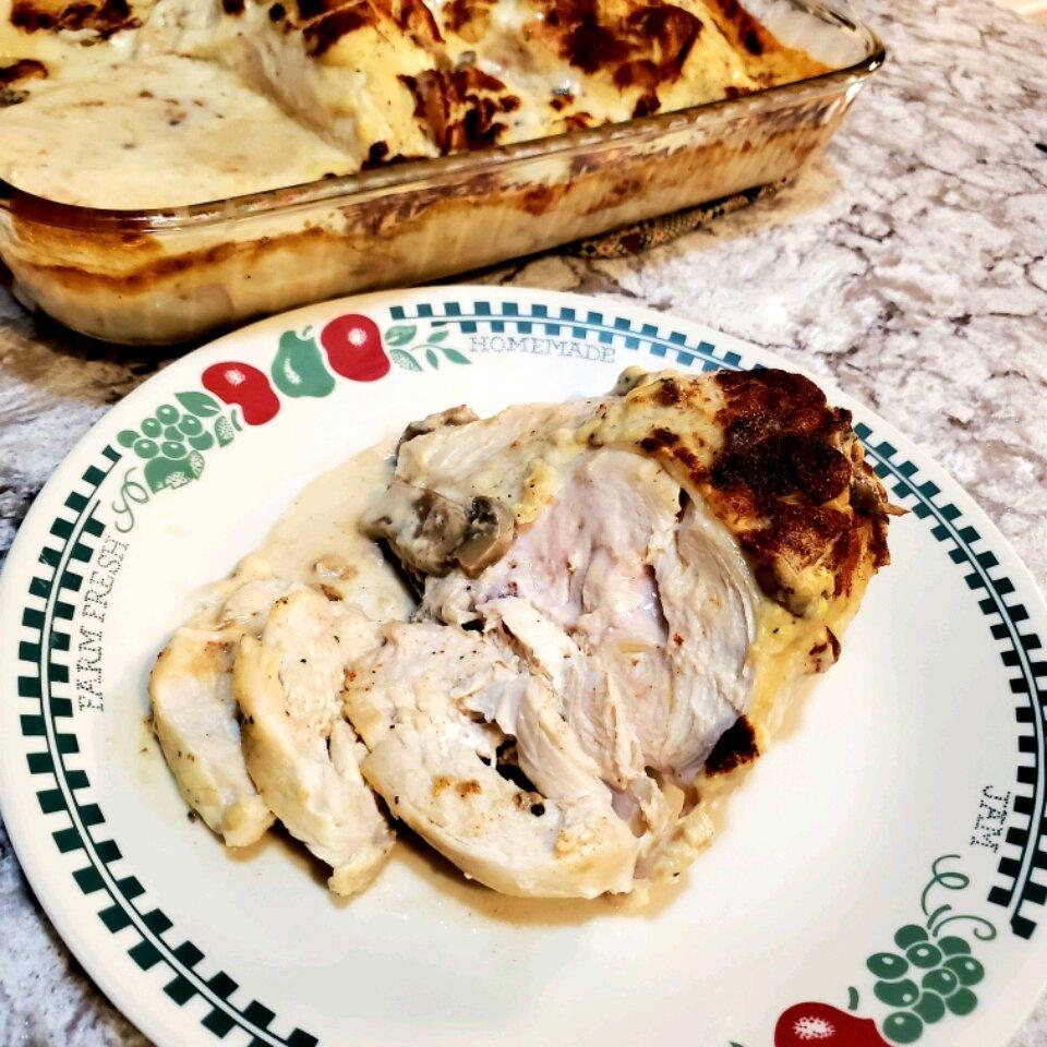 poulet parisienne recipe