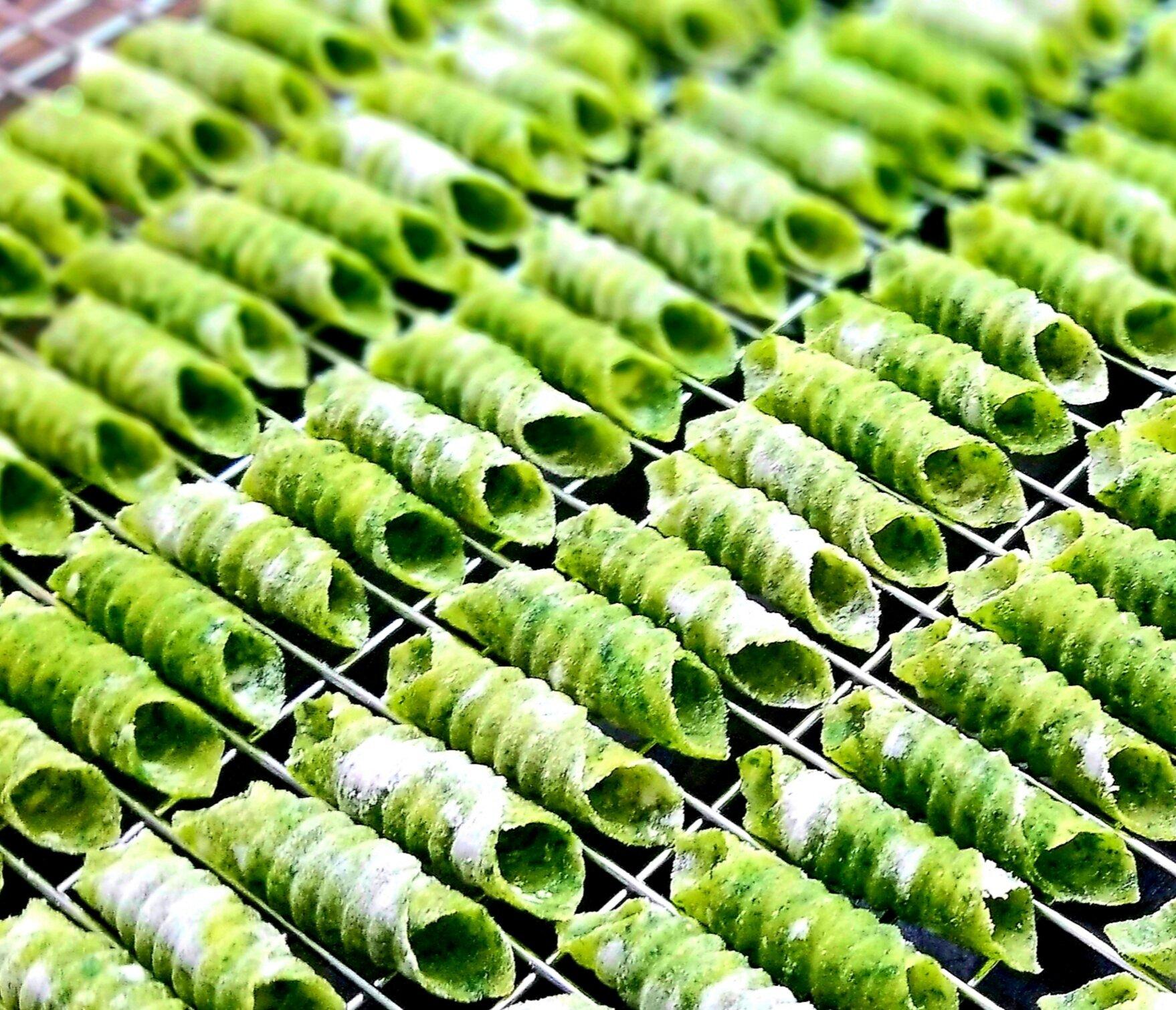homemade spinach pasta recipe