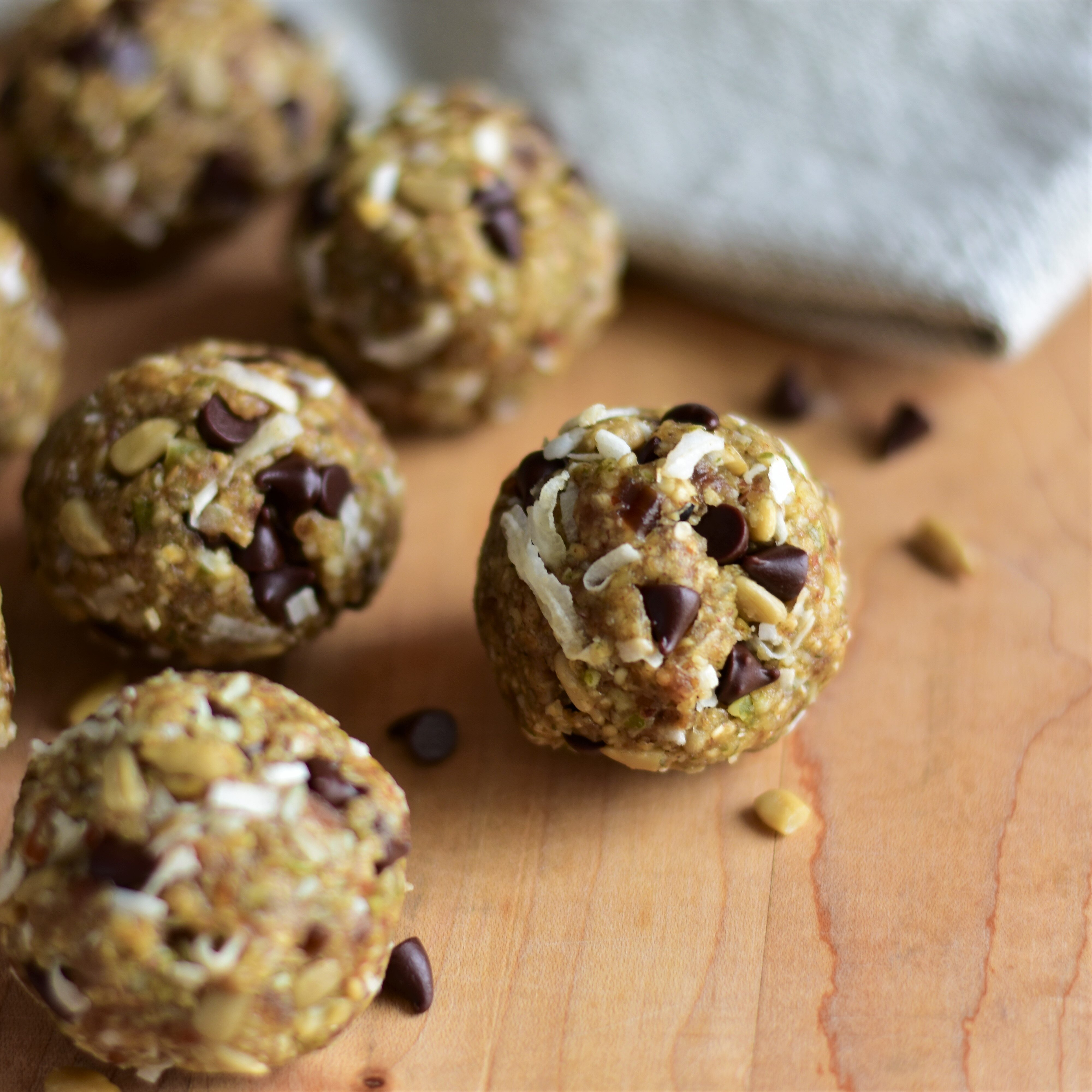 energy balls without peanut butter