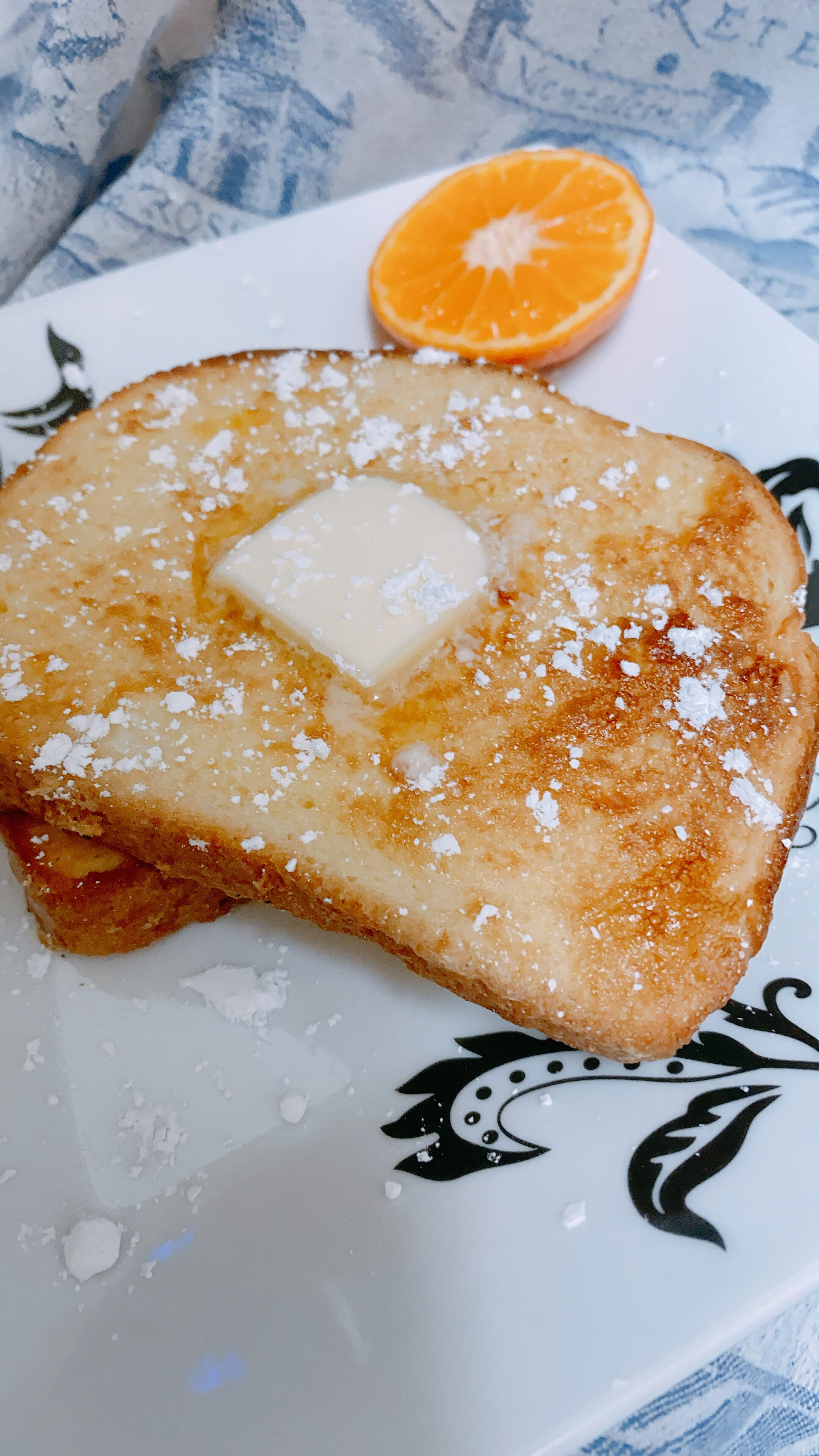 brunch worthy air fryer french toast