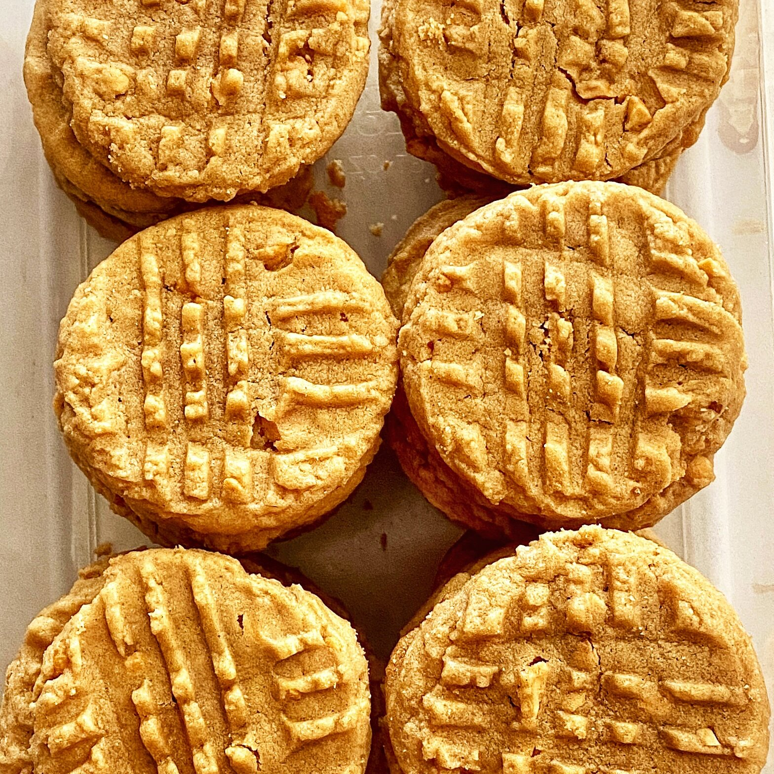 the whole jar of peanut butter cookies recipe
