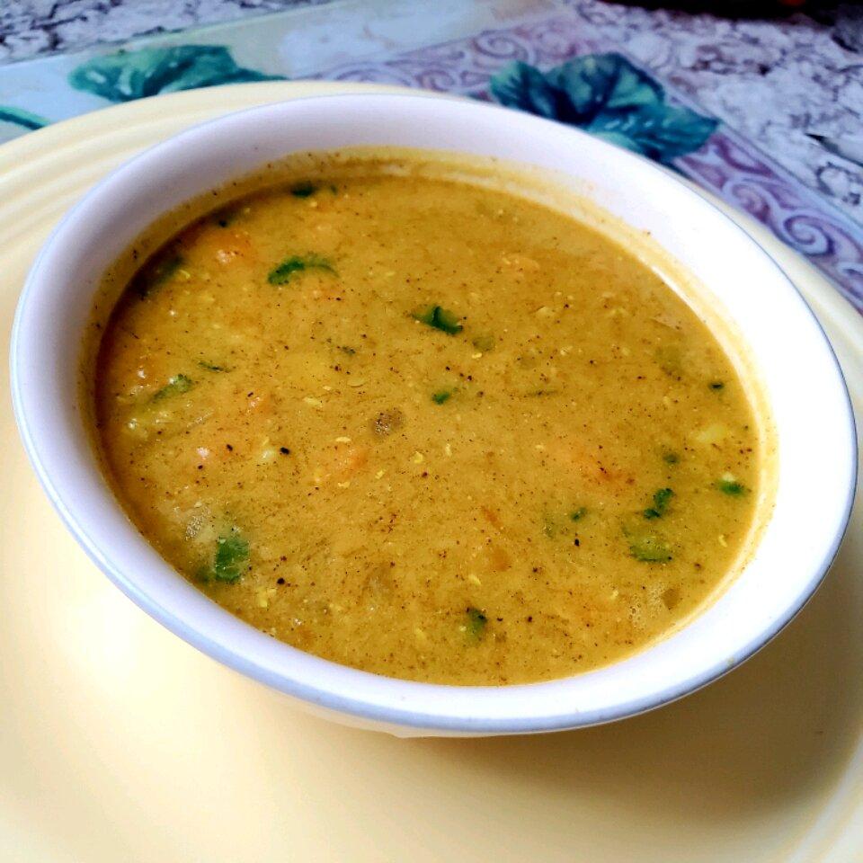 vegetarian mulligatawny soup recipe