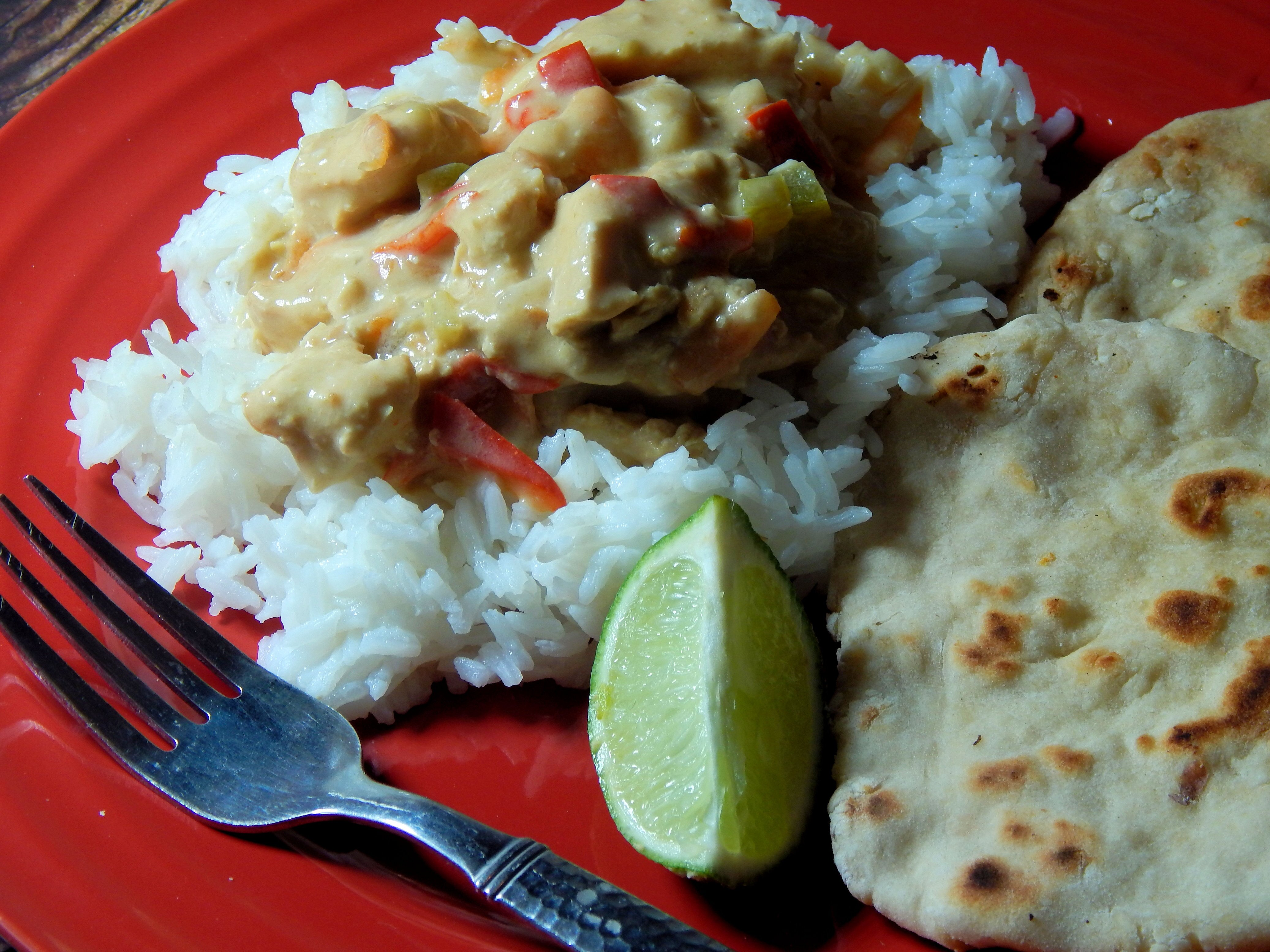 slow cooker thai green chicken curry recipe