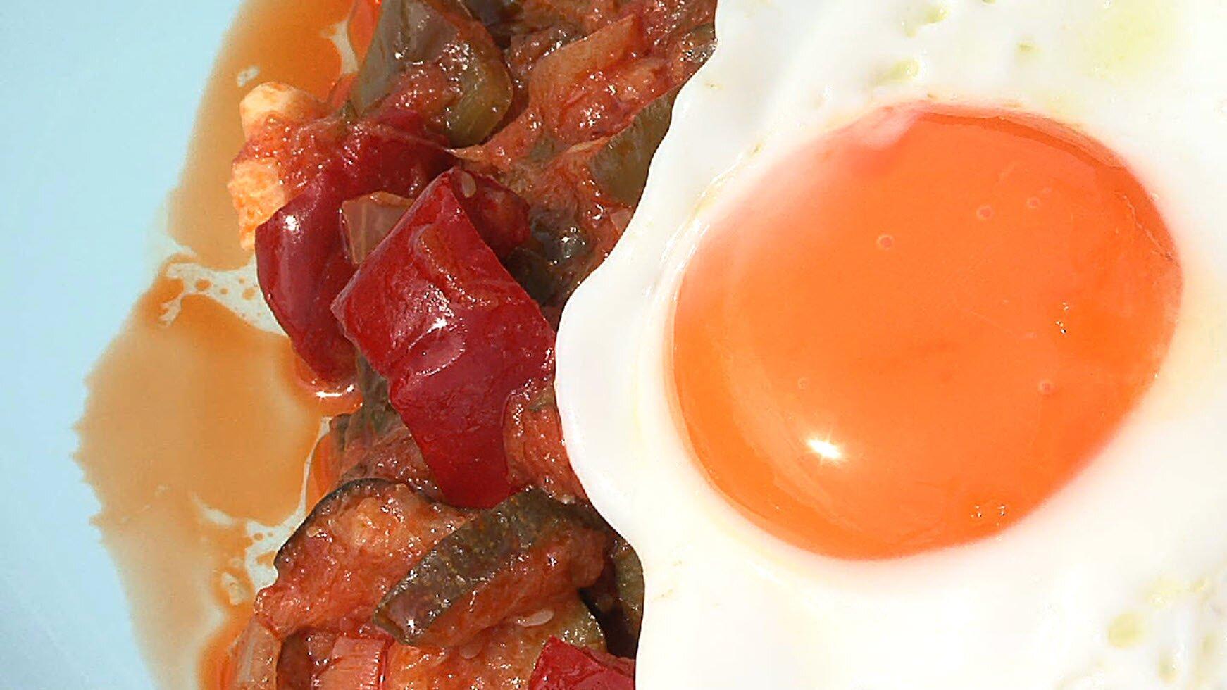 pisto manchego spanish vegetable stew