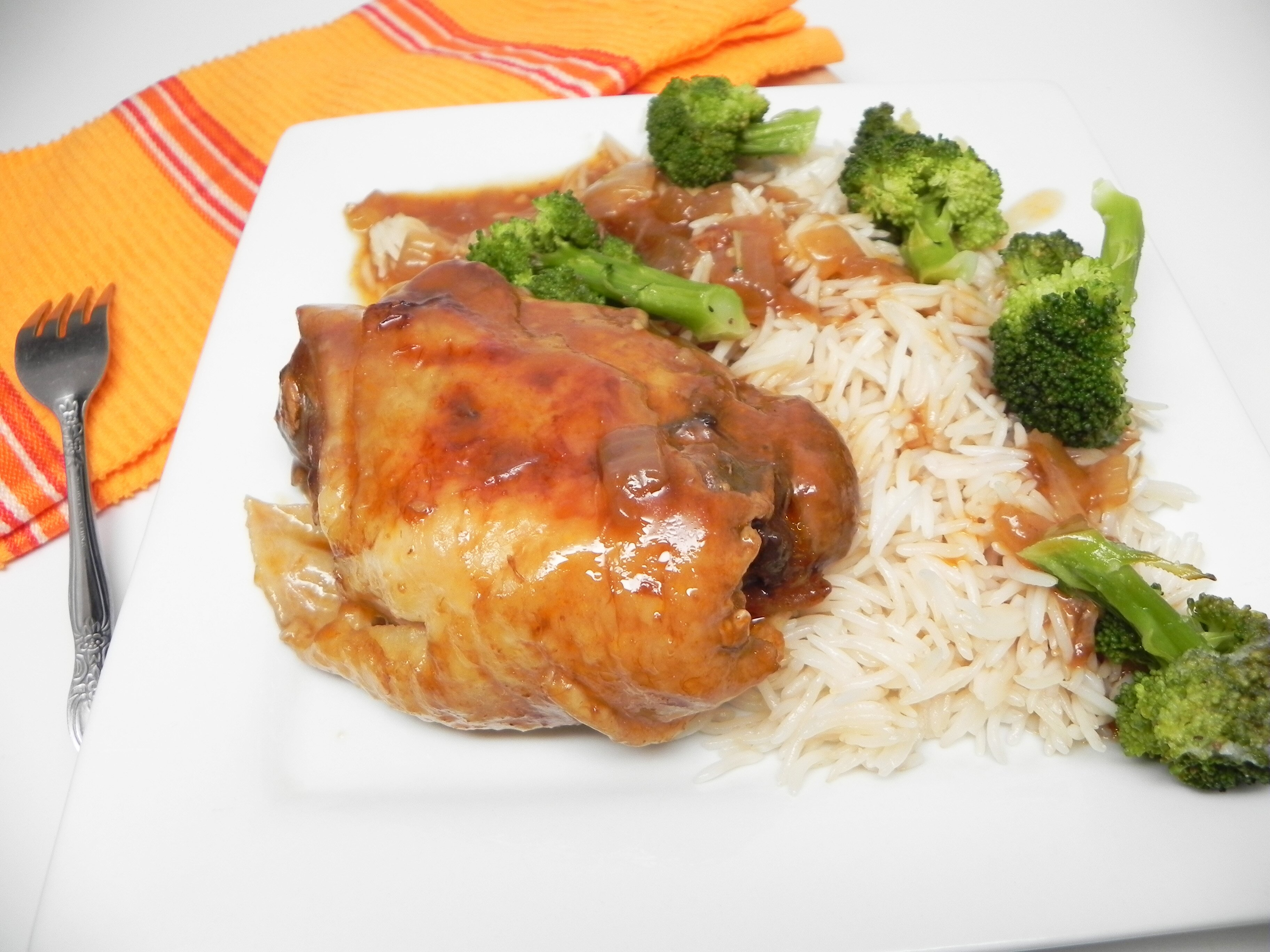 instant pot spicy teriyaki chicken thighs