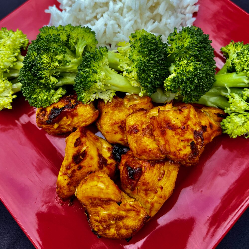 thai style chicken satay recipe