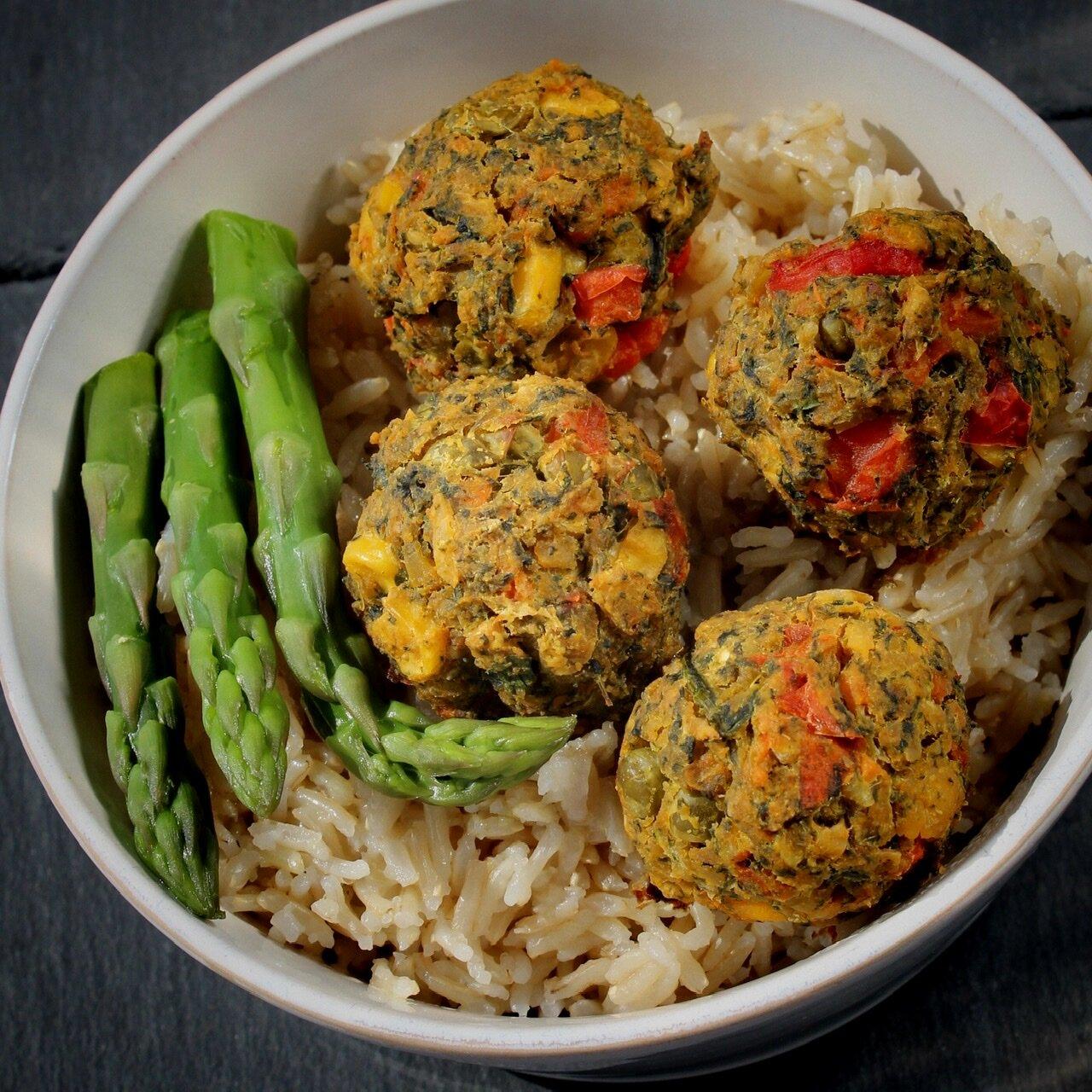 copycat veggie balls