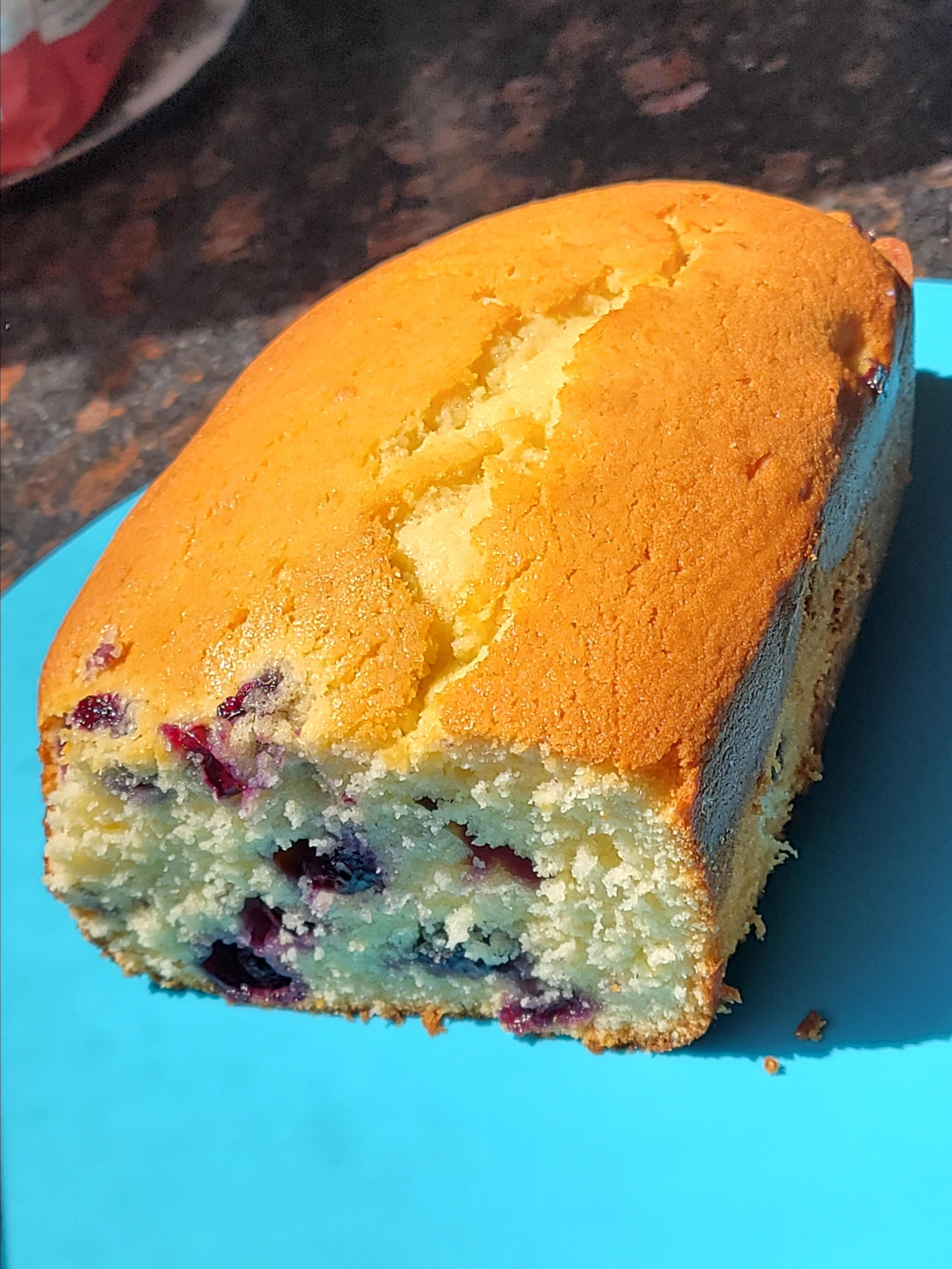 blueberry lemon quick bread recipe