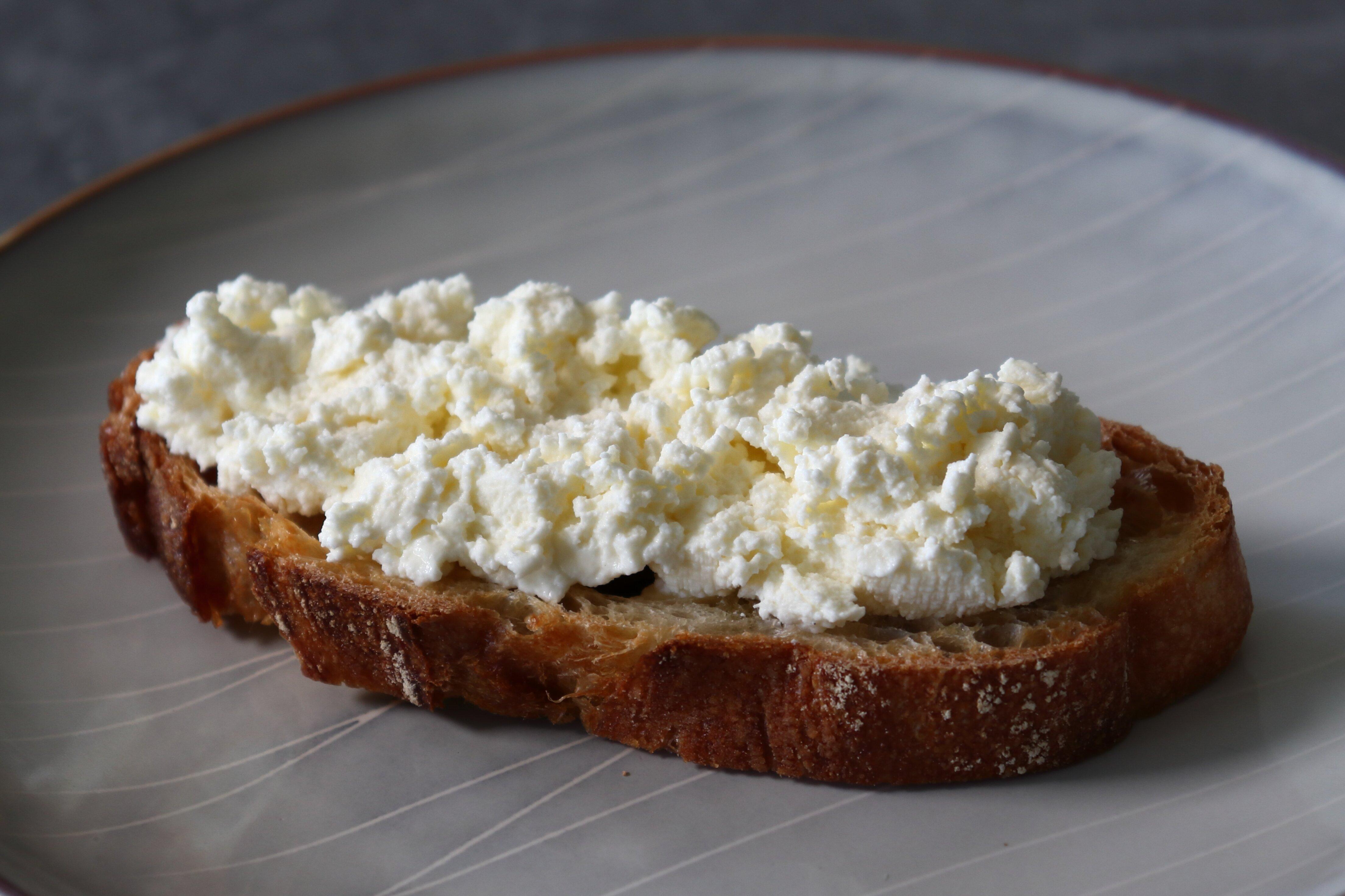 chef johns homemade ricotta cheese