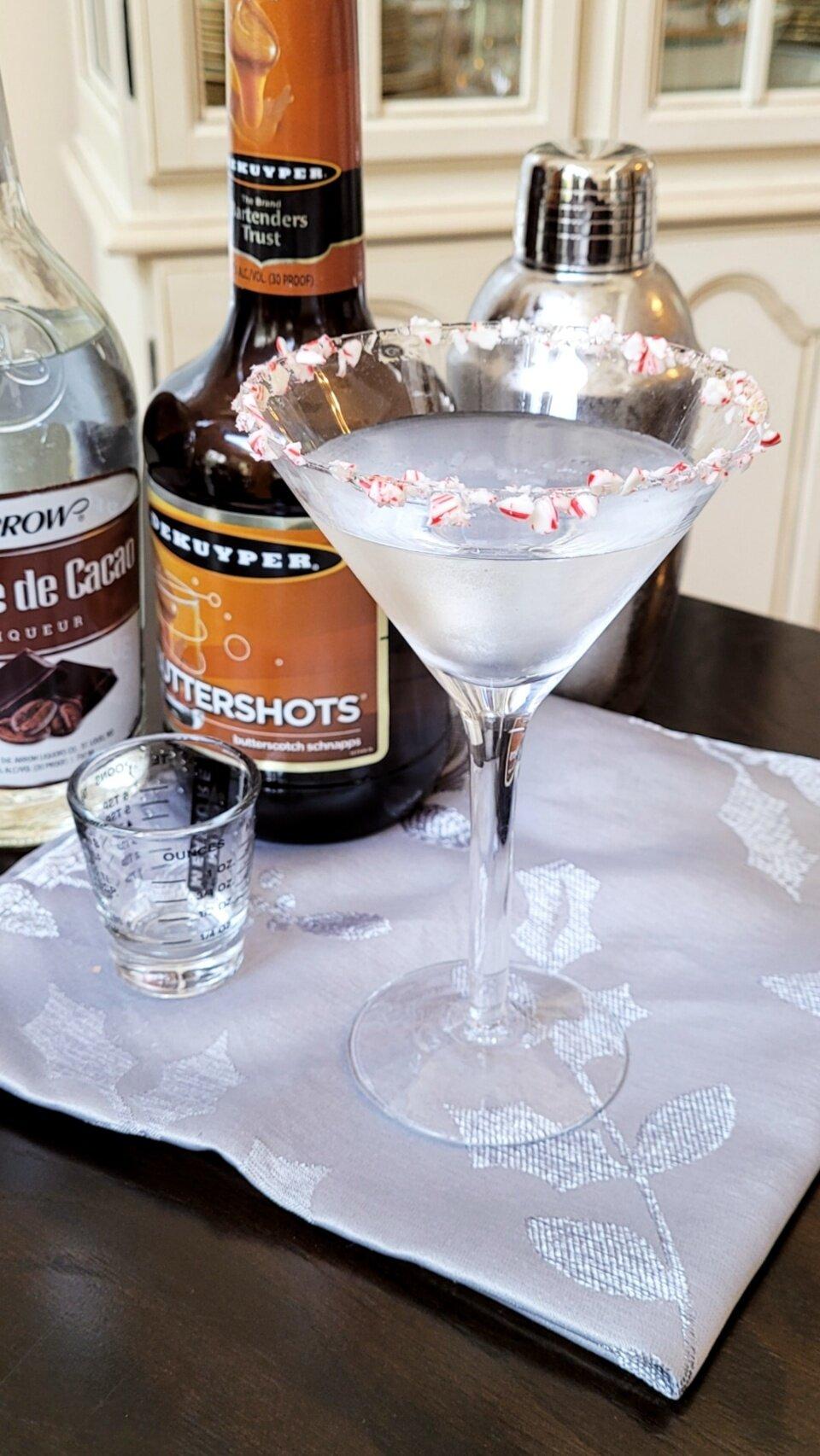 chocolate martini ii recipe