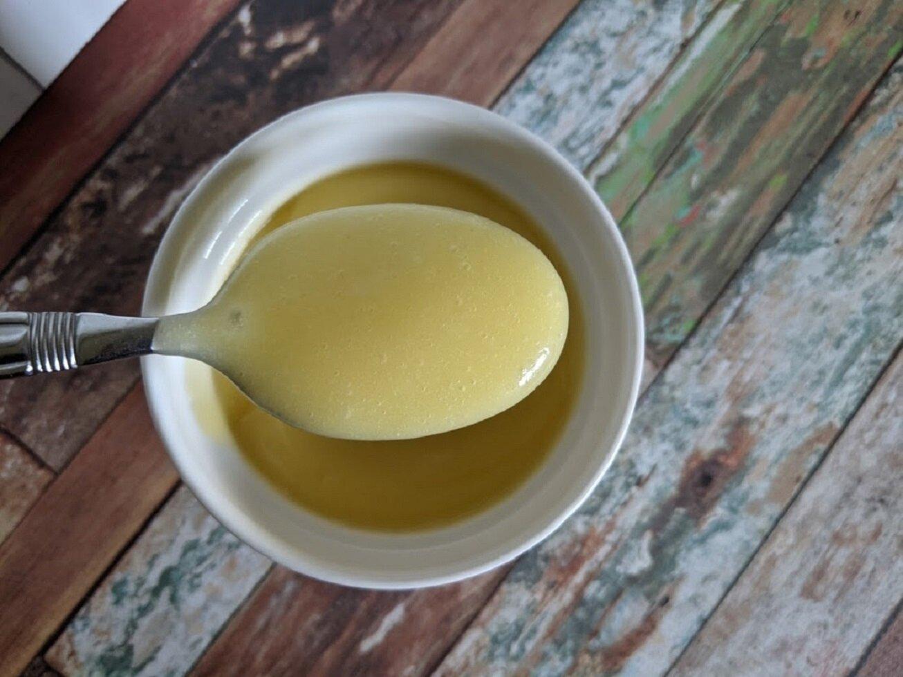 instant pot lemon curd