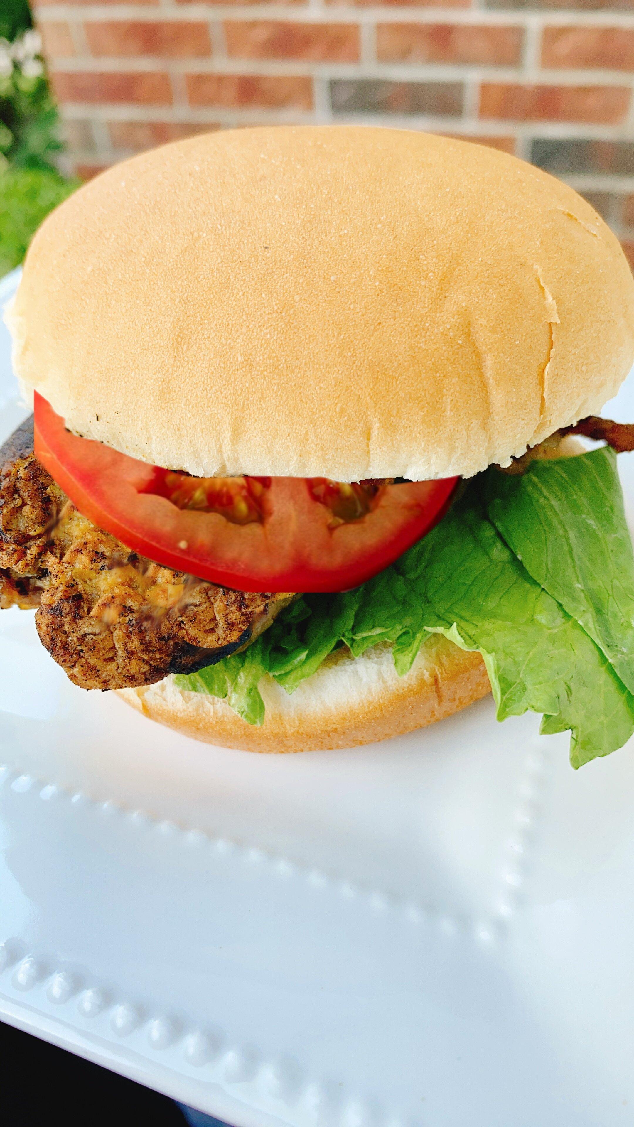 route 66 chicken fried steak sandwich