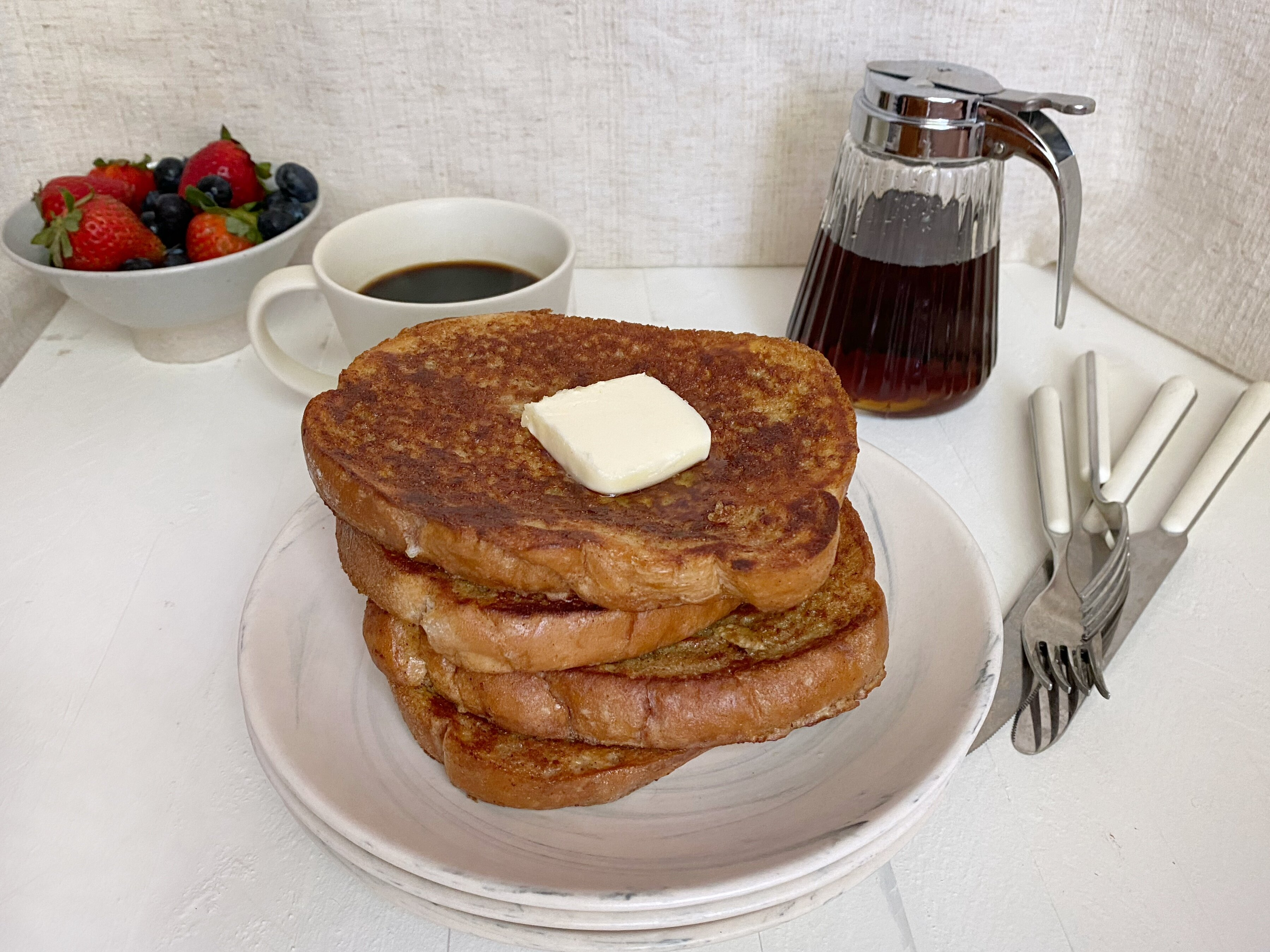 french toast without milk