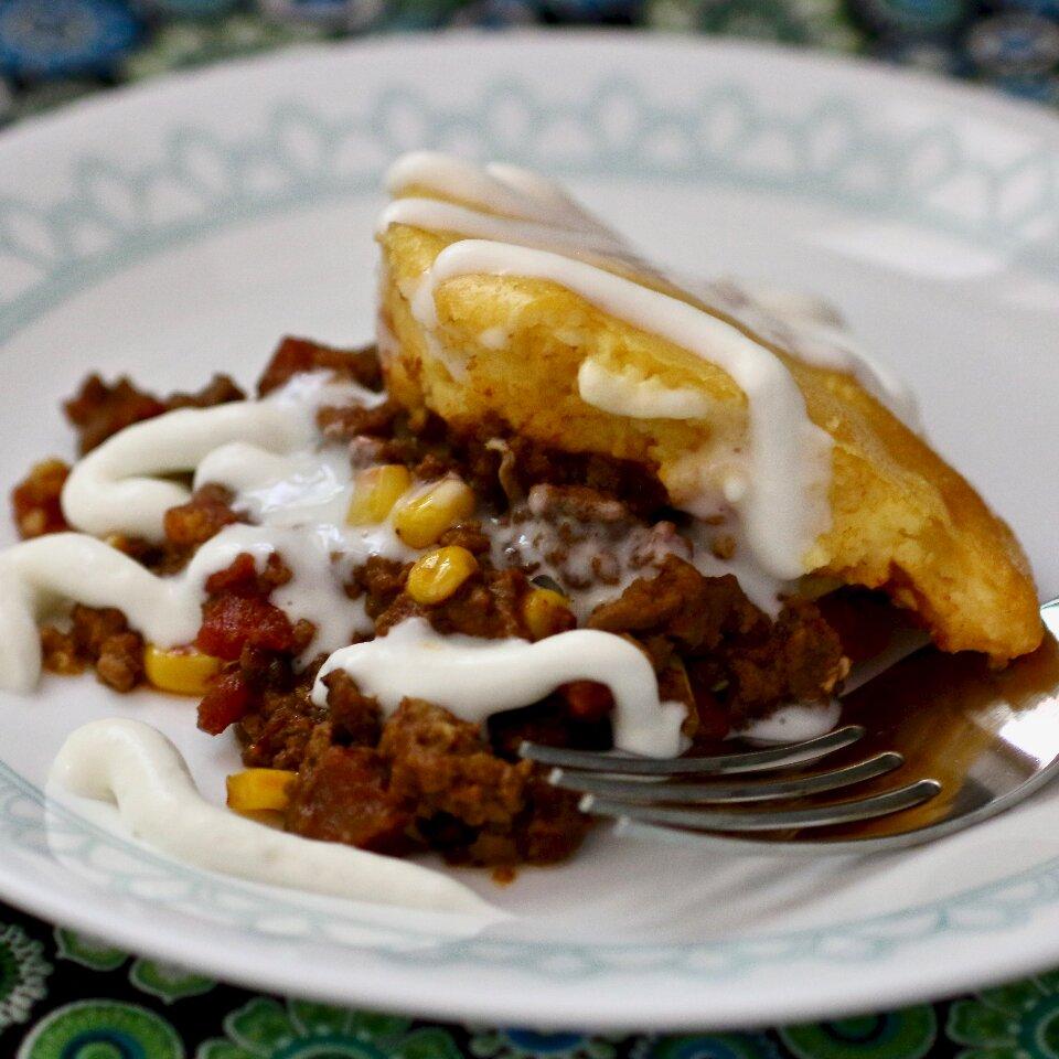 old school tamale pie recipe