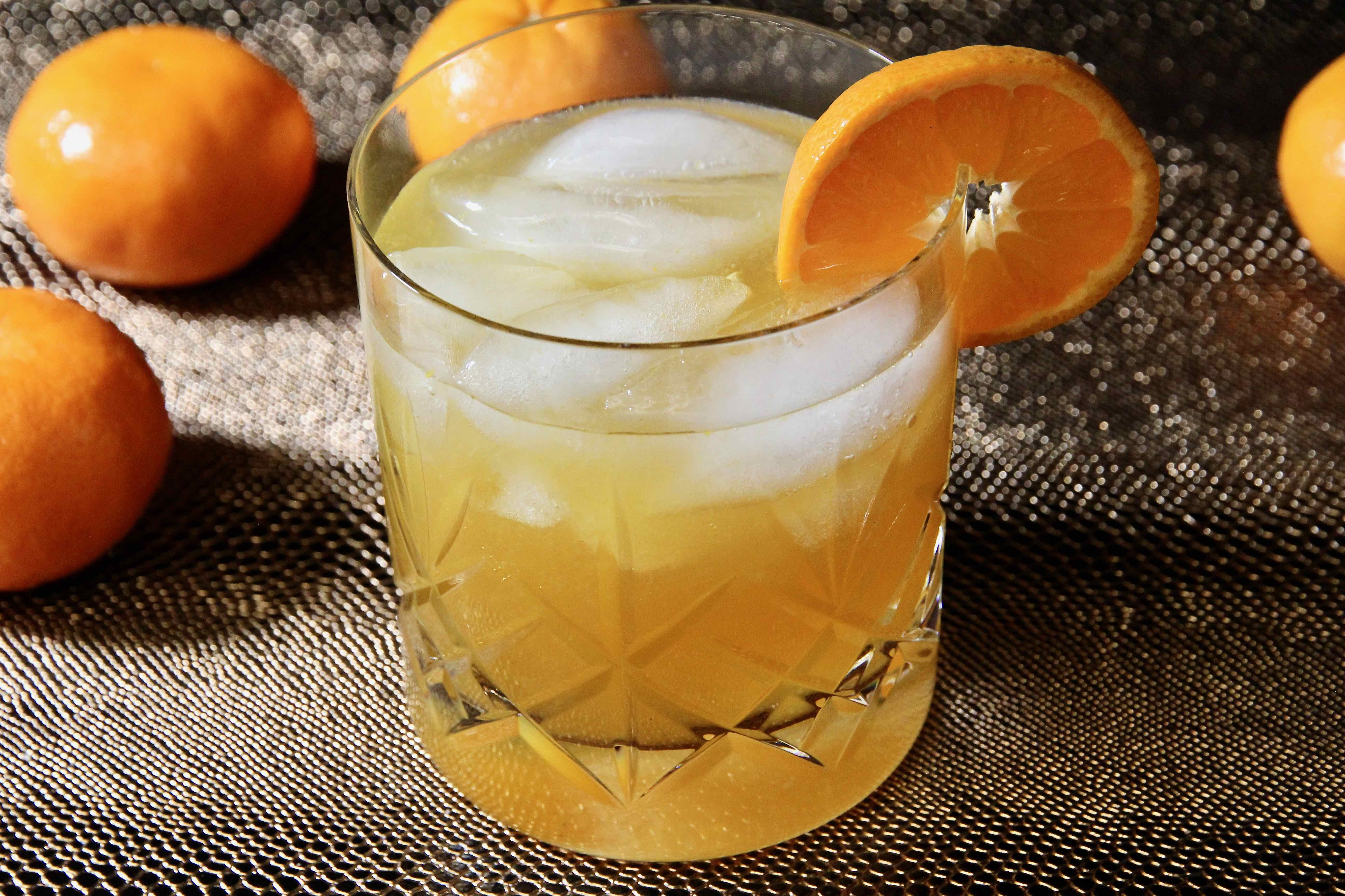 clementine old fashioned