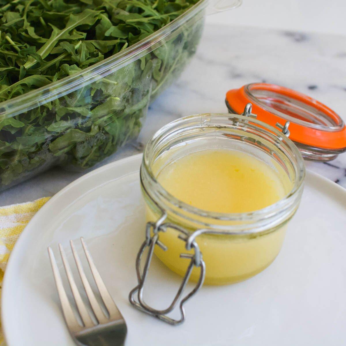 citrus basil vinaigrette recipe